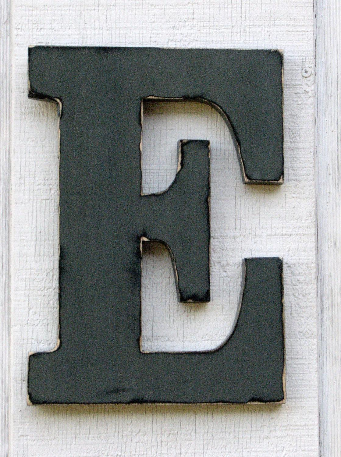 Baby Nursery Decor Wood Wooden Letters Wall Room