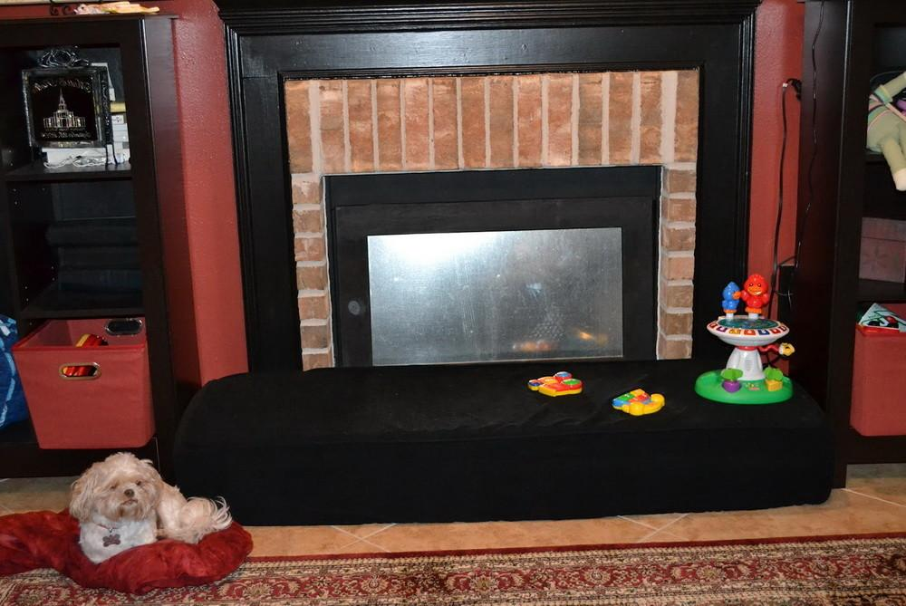 Baby Proof Fireplace Gate Home Design Ideas