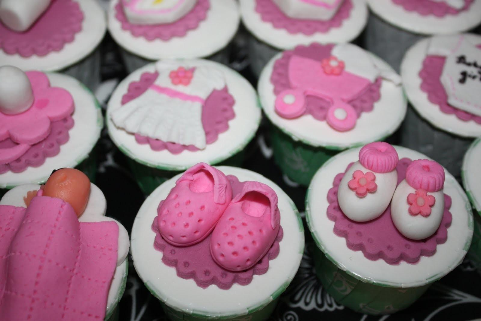 Baby Shower Cakes Cupcakes Recipes
