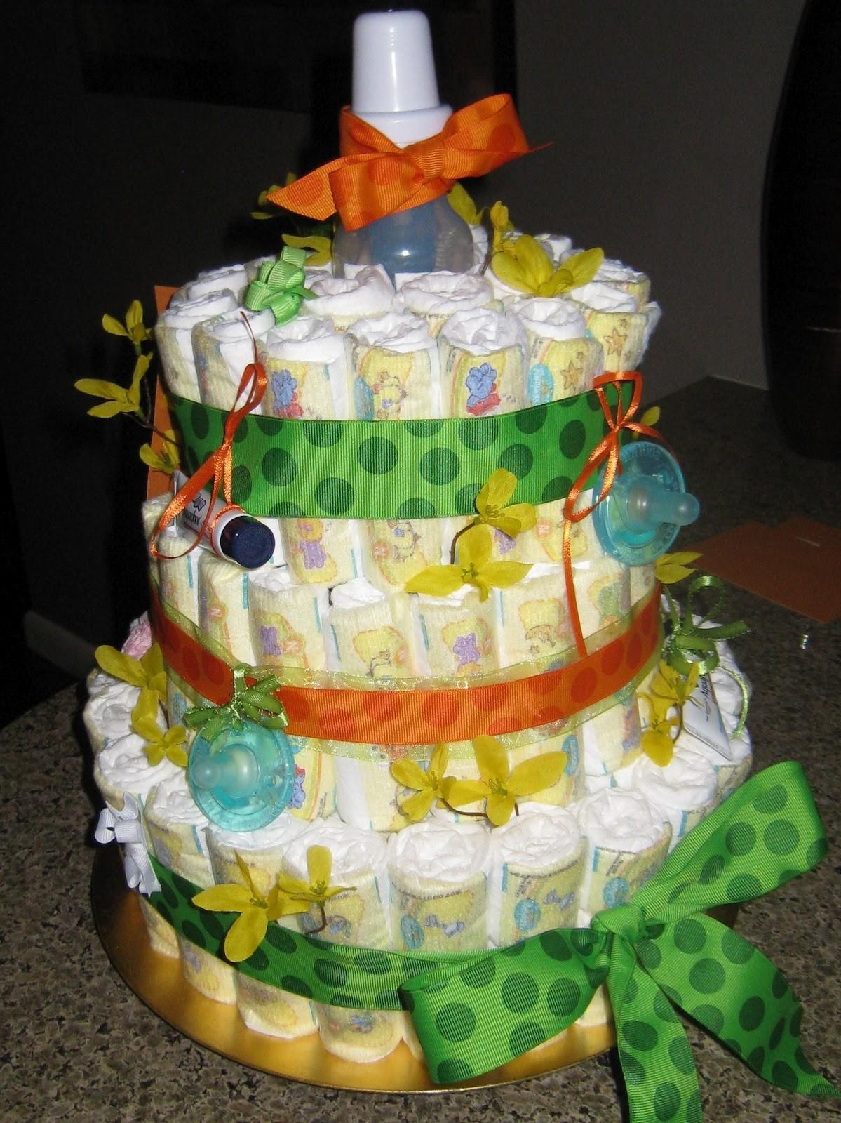 Baby Shower Cakes Diy