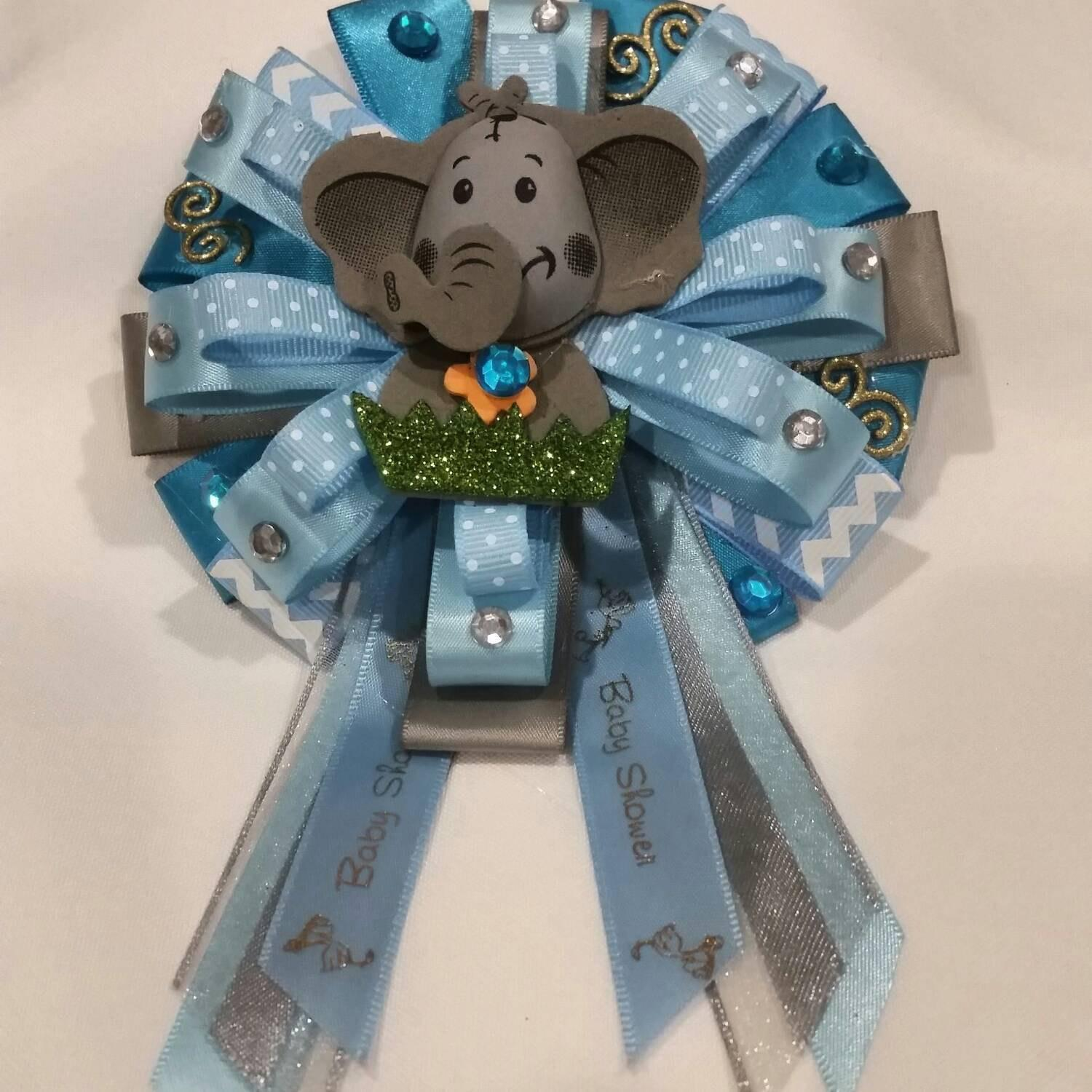 Baby Shower Corsages Make Pin