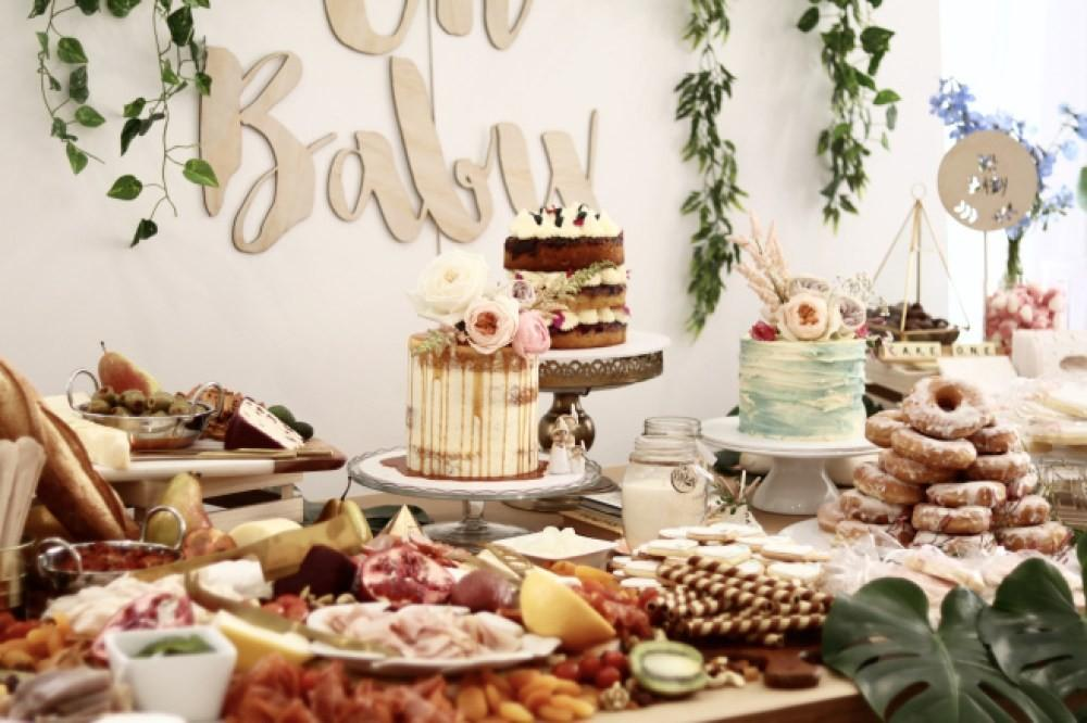 Baby Shower Trends 2017 Nursery Collective