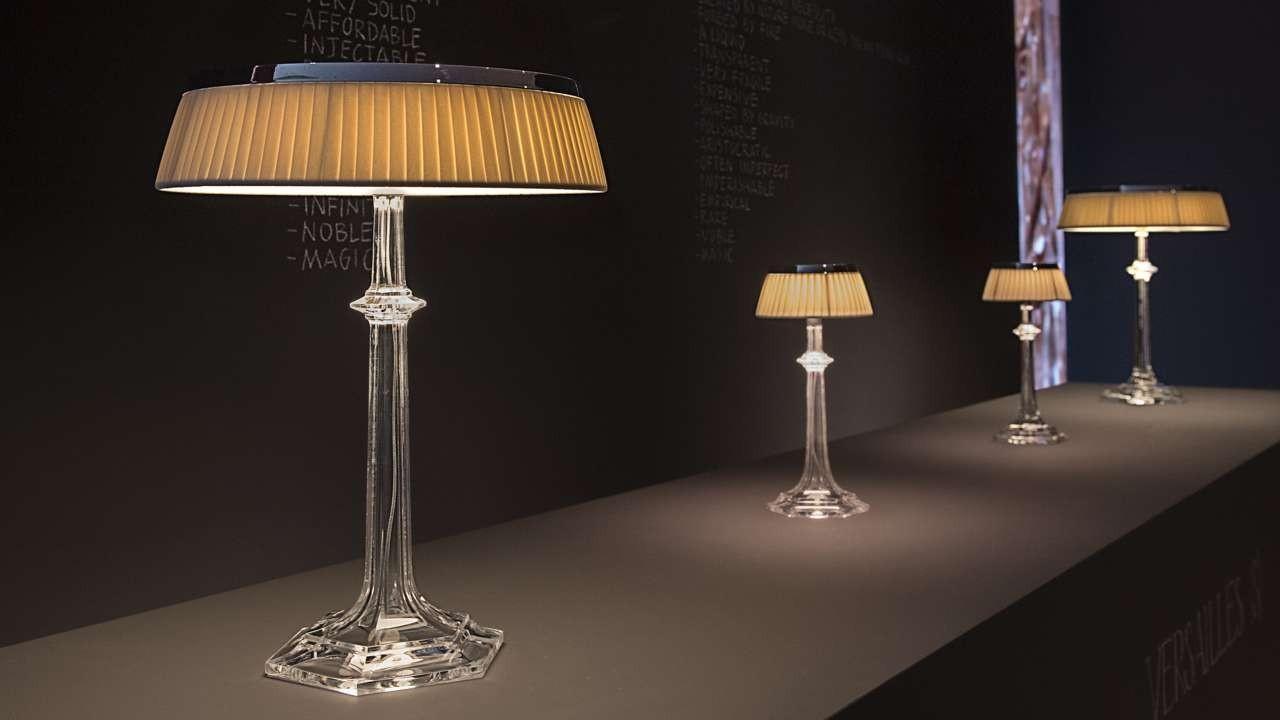 Baccarat Flos Philippe Starck Collaboration Steals