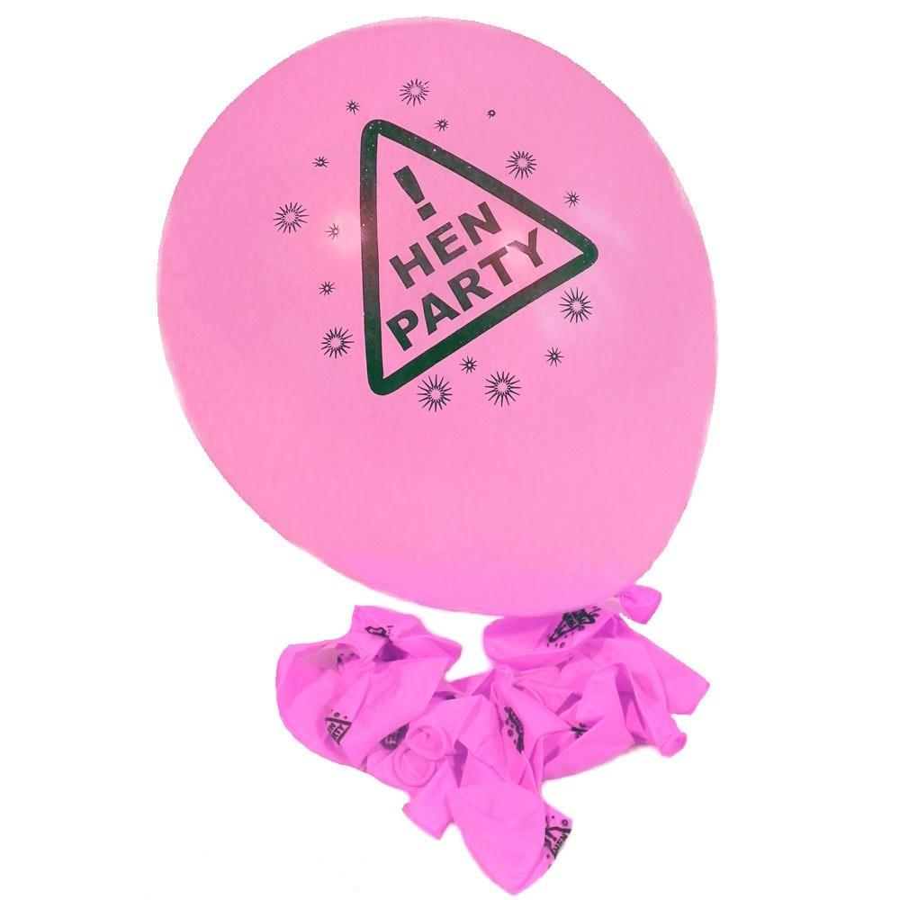 Bachelorette Balloons Hen Party