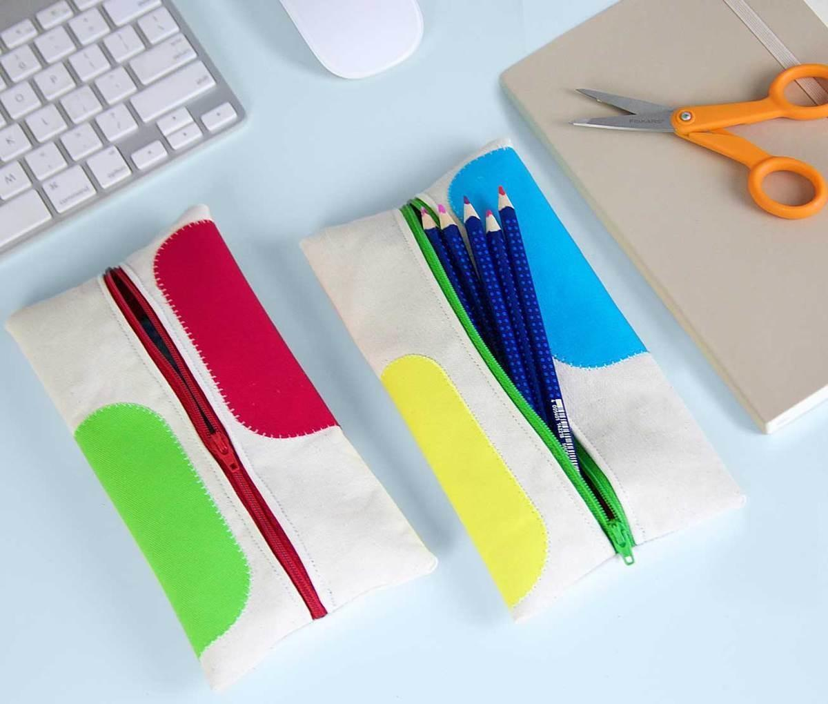 Back School Awesome Diy Pencil Case Craftinghours