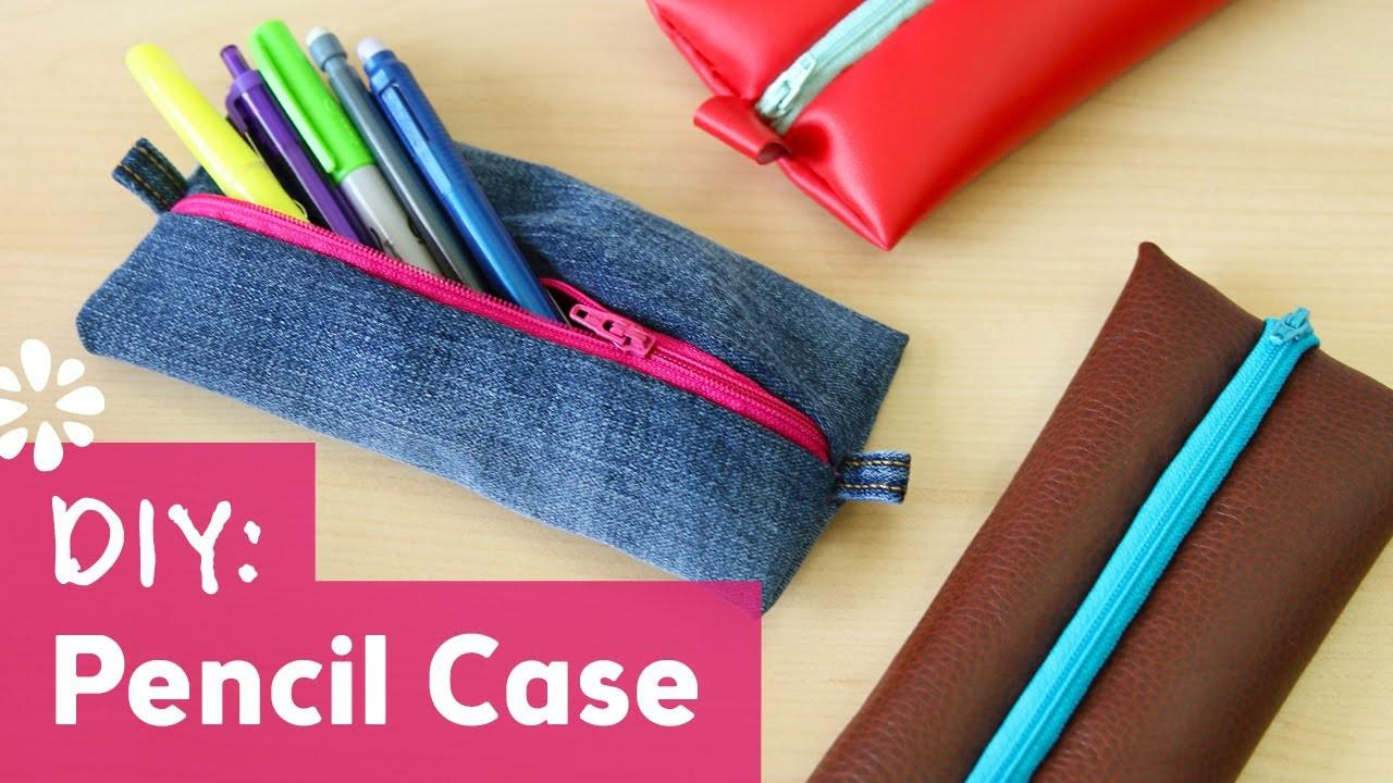 Pokemon DIY Pencil Case -