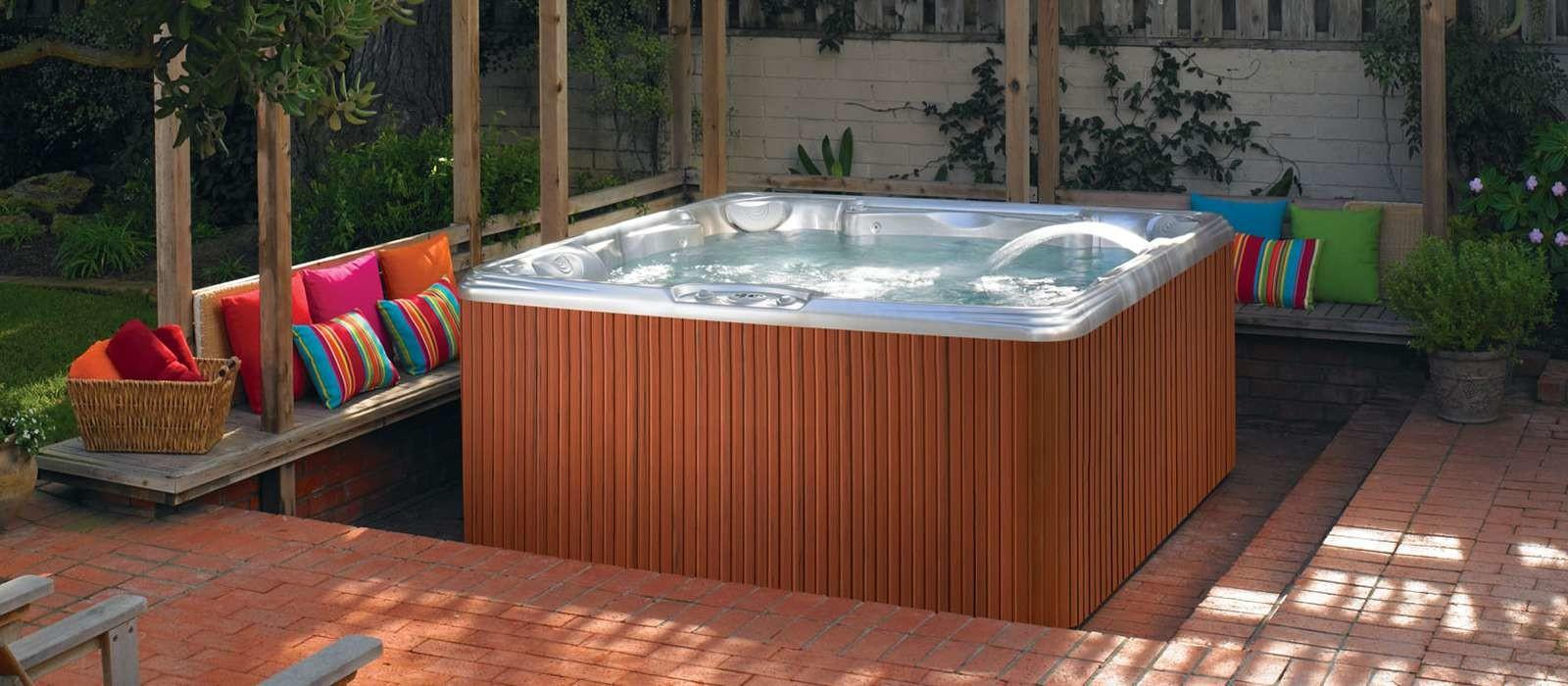 Backyard Hot Tub Ideas Installation Landscaping