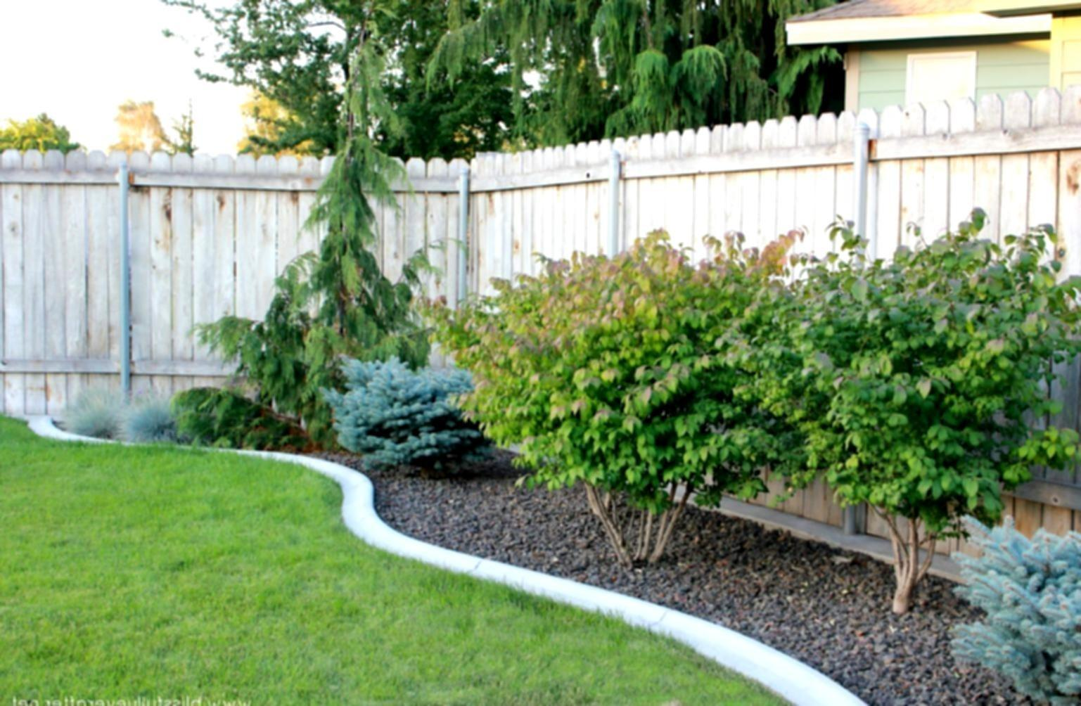 Backyard Landscape Design Simple Decoration Landscaping