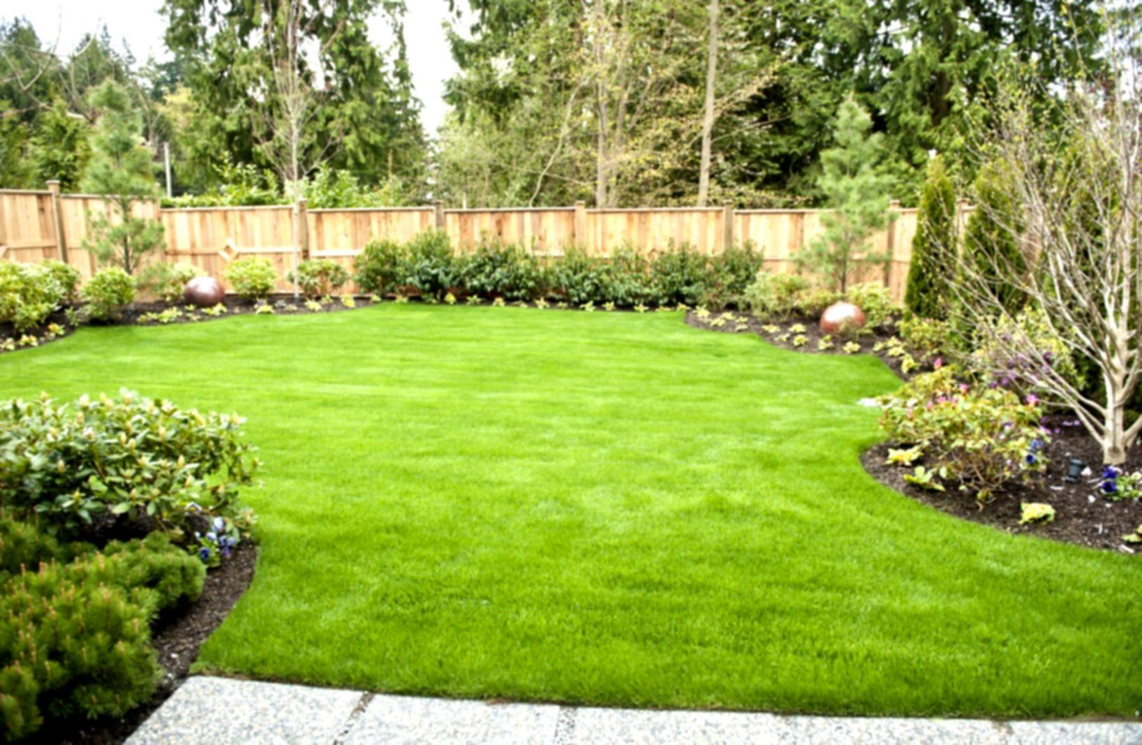 Perfect Easy Backyard Landscaping That Will Thrill You Photo