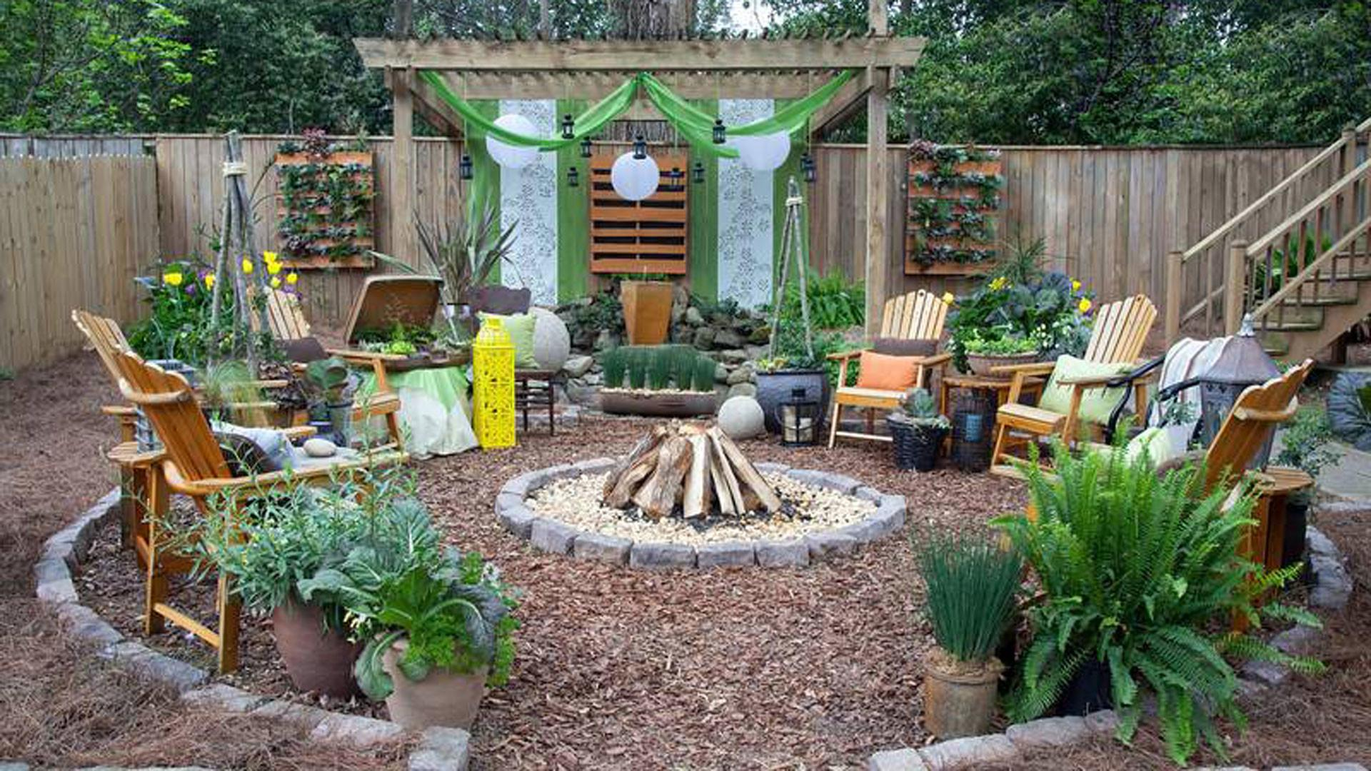 Backyard Oasis Beautiful Ideas