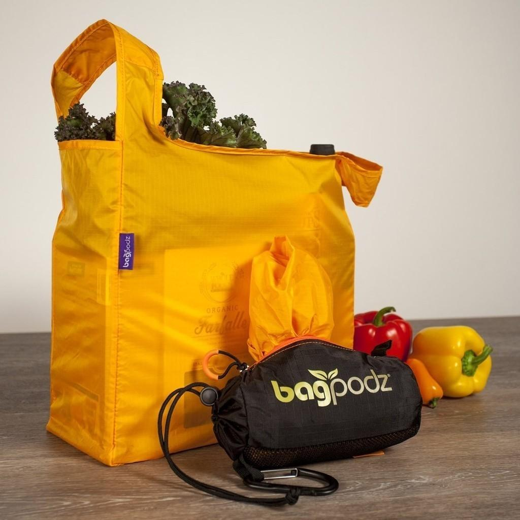 Bagpodz Reusable Bag Storage System Ideas