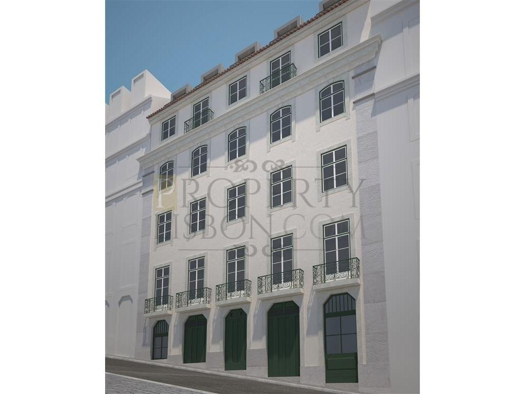 Baixa Character Luxury 538 000 Lisbon Real