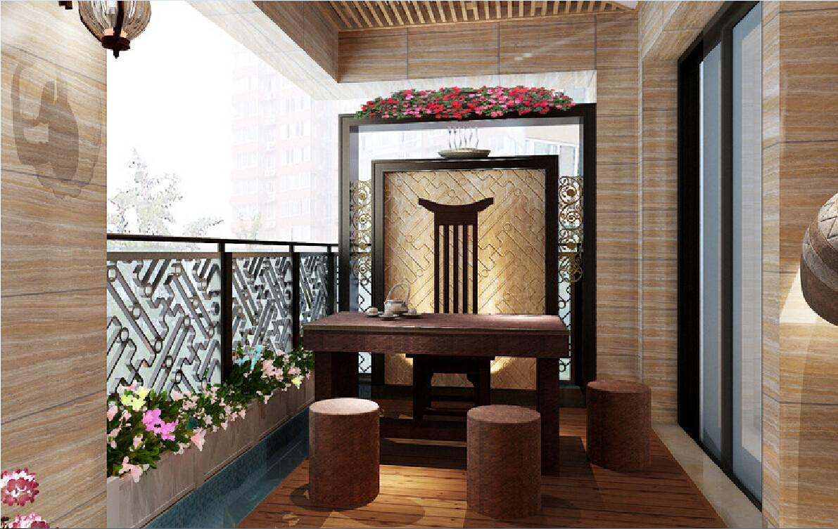 Balcony Decoration Ideas House