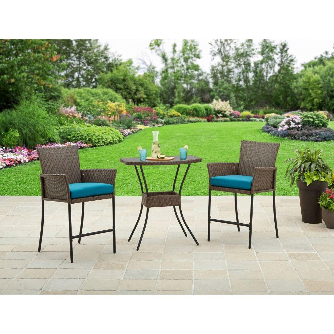 Balcony Furniture Apartment Set Height Patio Archaiccomely