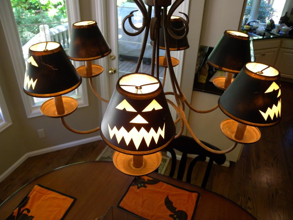 Ballard Design Inspired Jack Lantern Lamp Shades