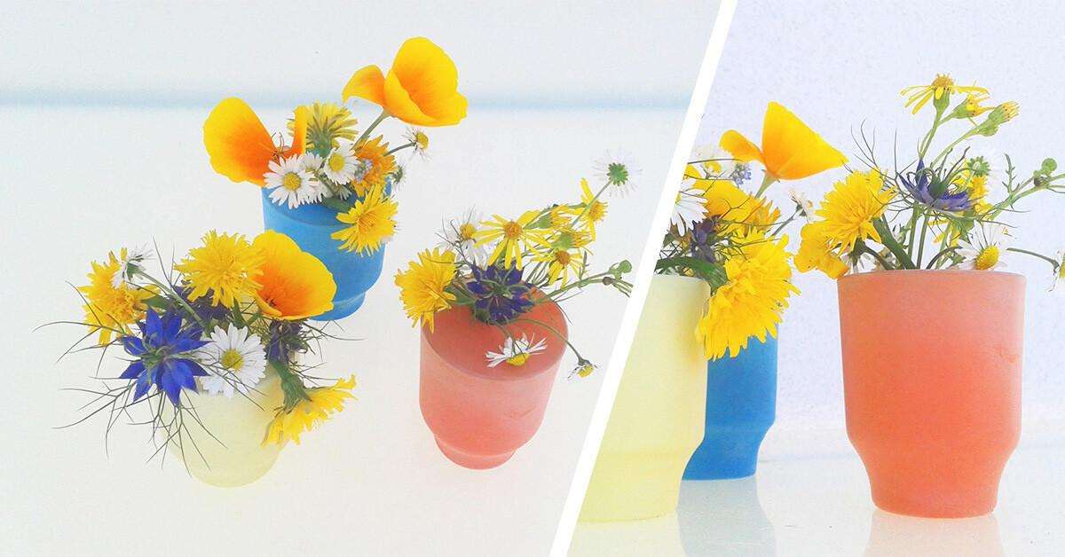 Balloon Vases Diy