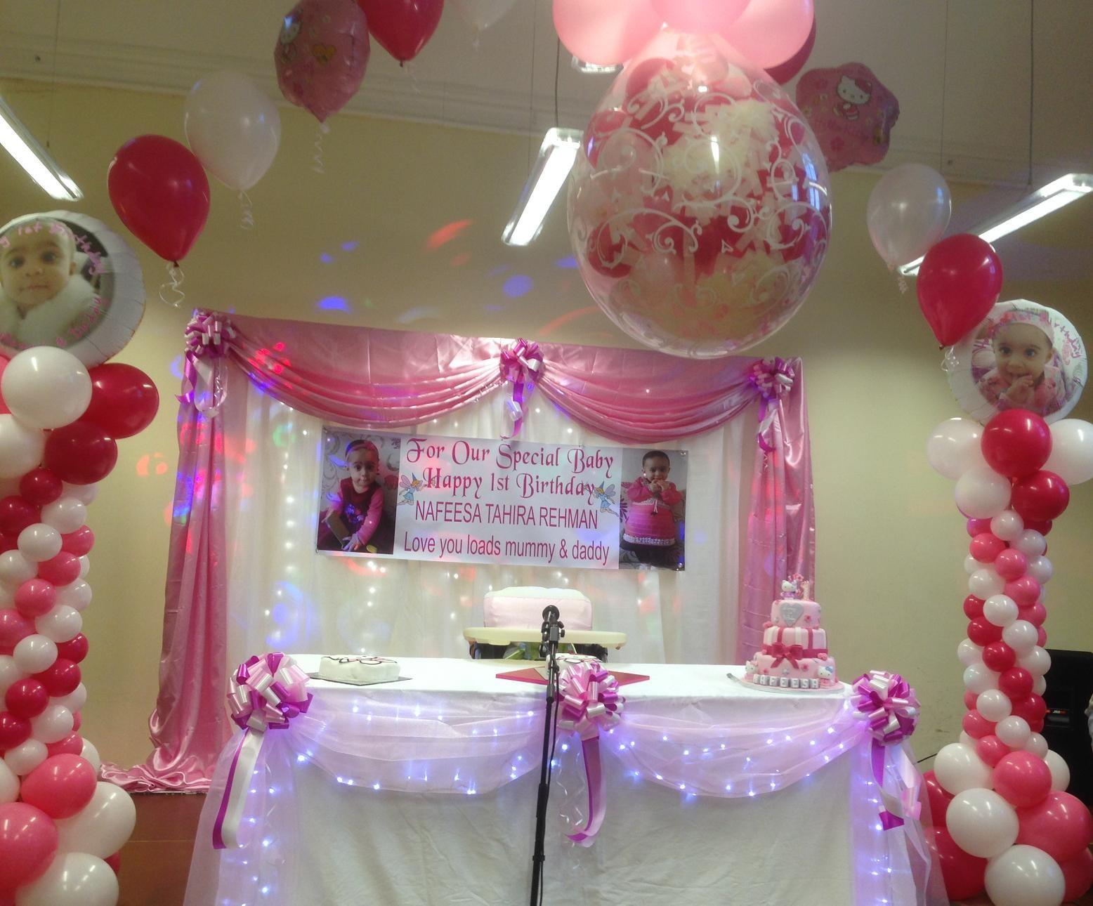 Balloons Chair Cover Hire Enchanted Weddings Events