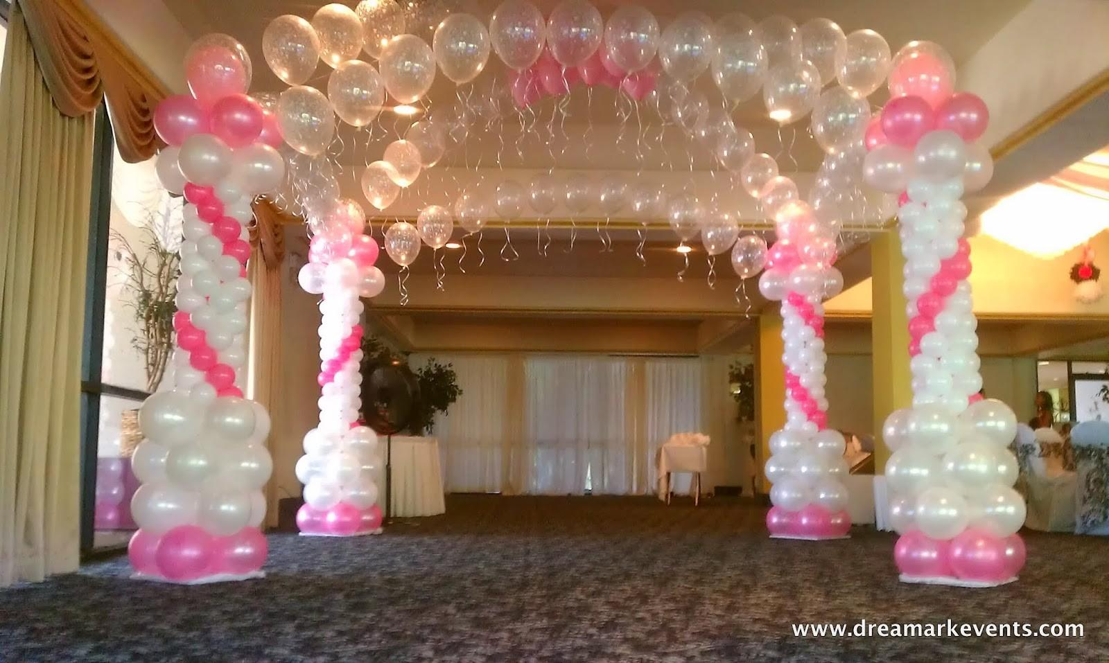 Balloons Decoration Baby Shower Party Favors Ideas