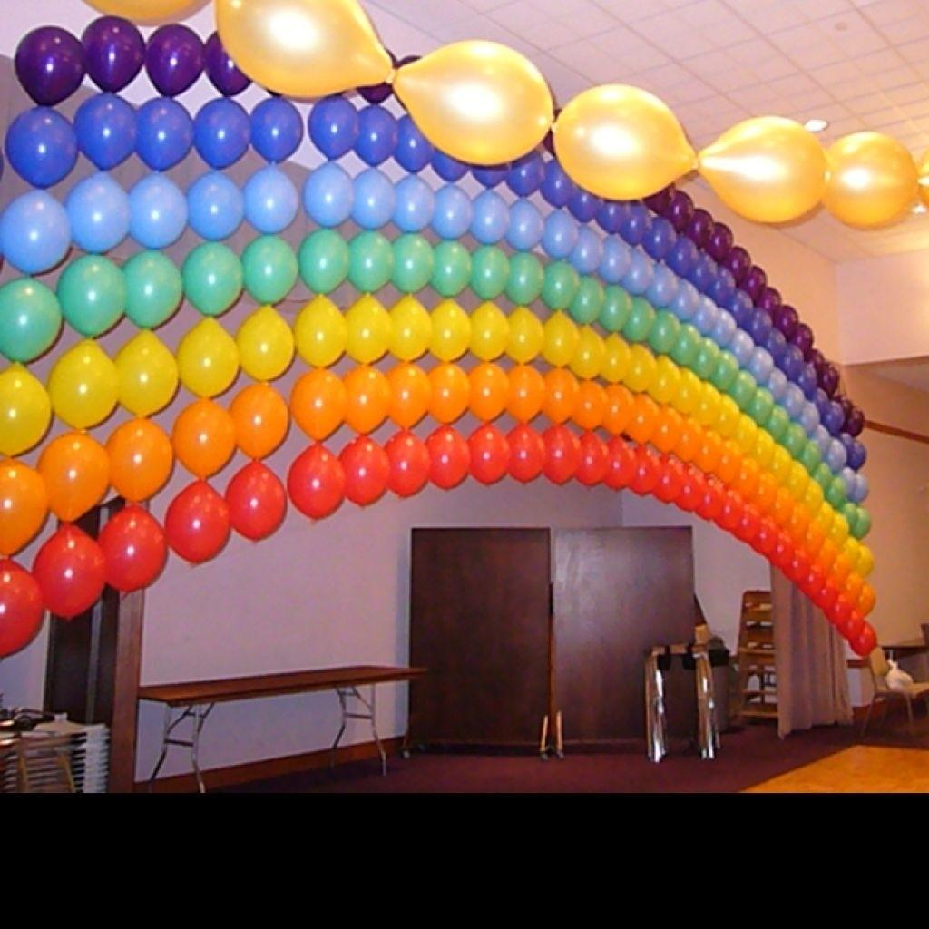 Balloons Decoration Ideas Birthday Party Balloon