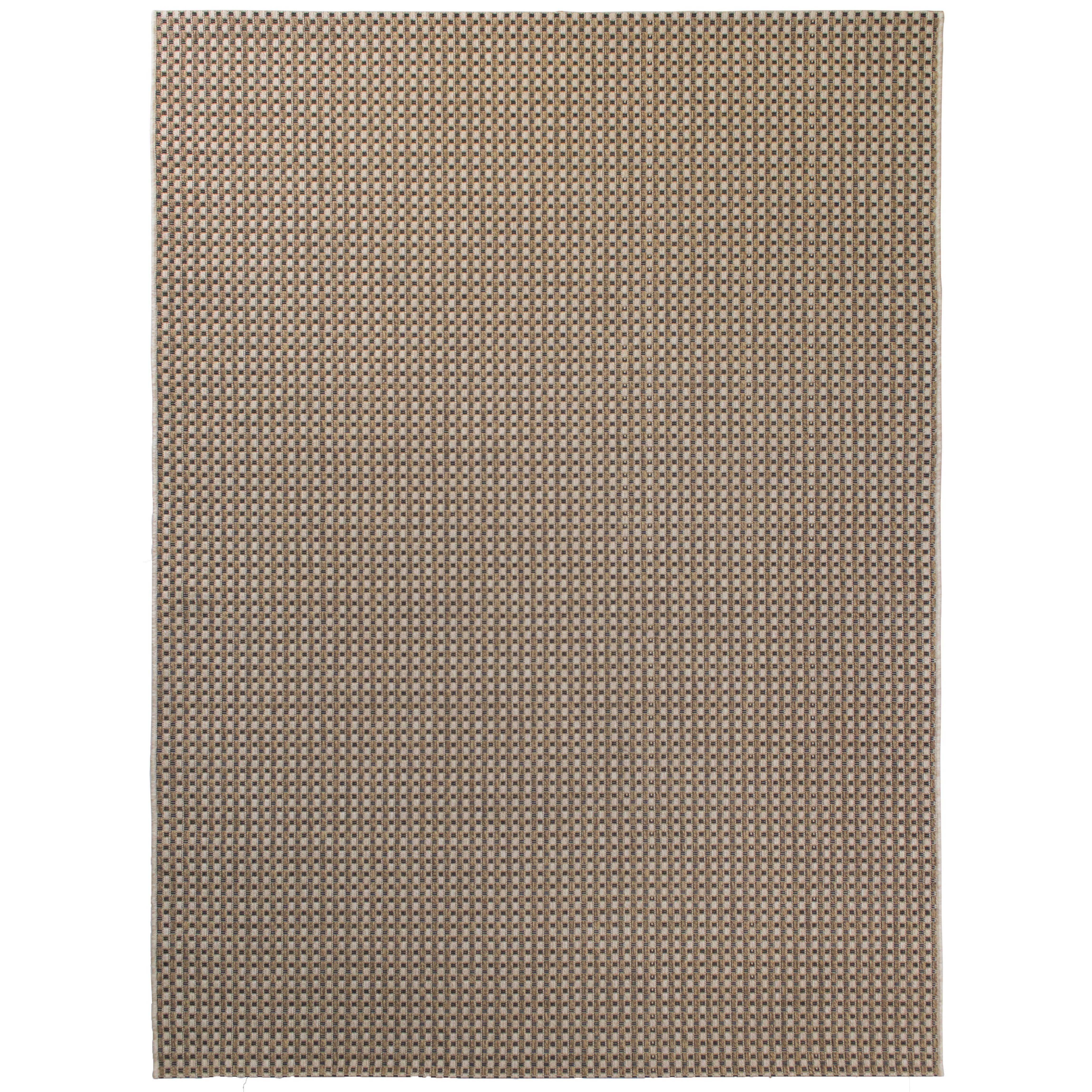 Balta Beige Brown Indoor Outdoor Area Rug