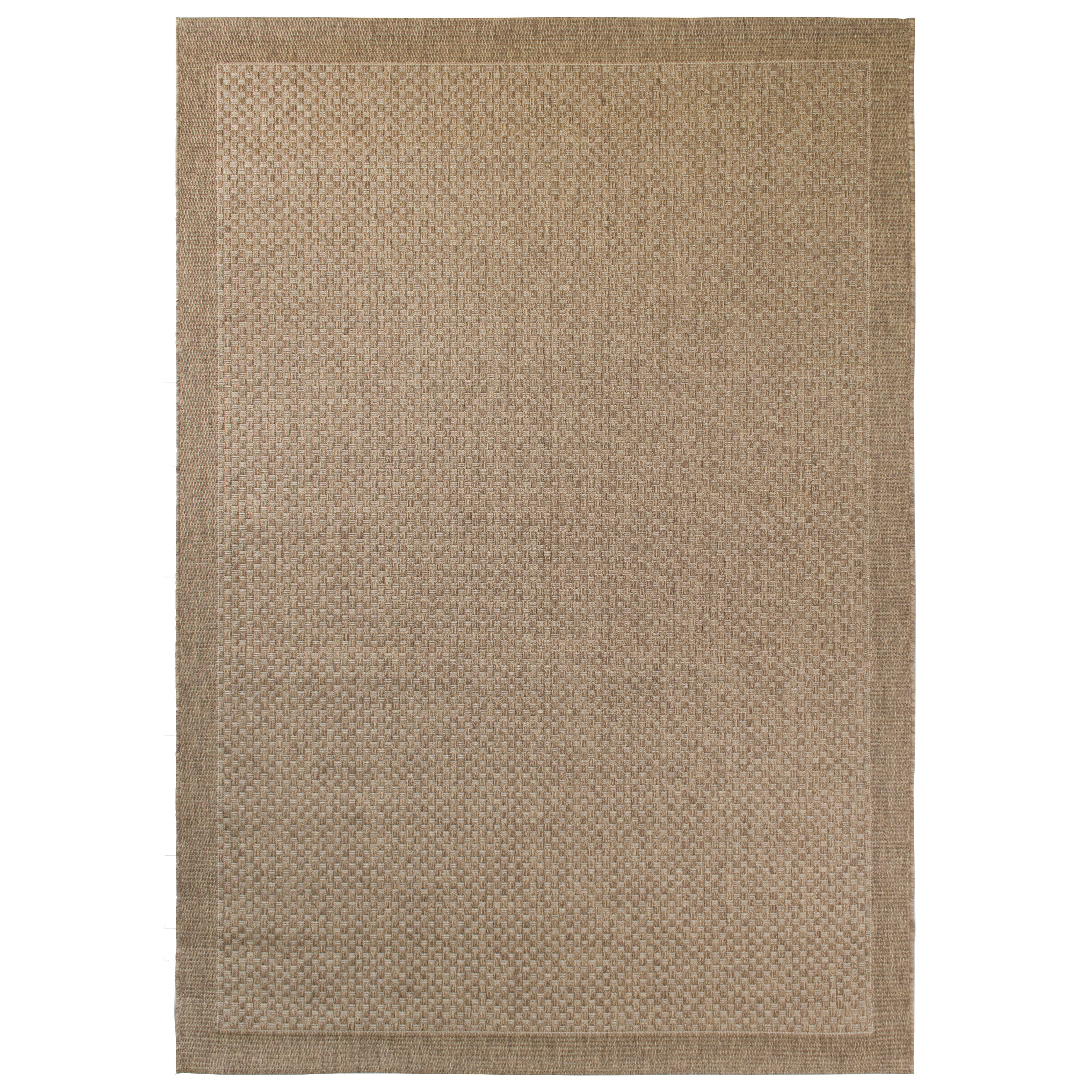 Balta Brown Indoor Outdoor Area Rug