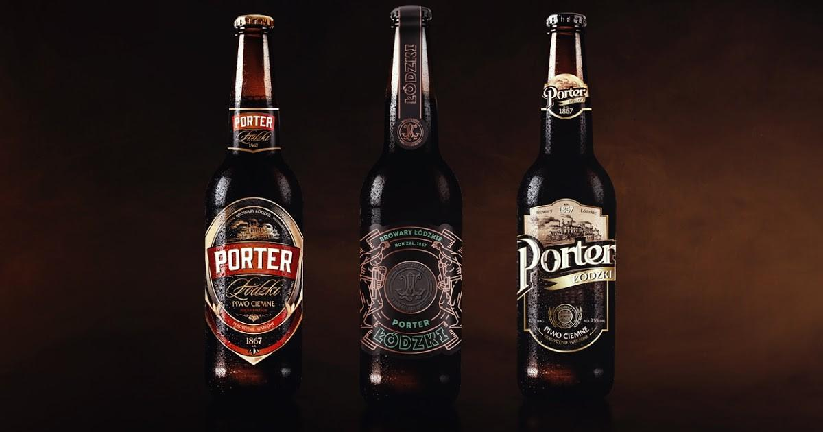 Baltic Porter Packaging World Creative Package