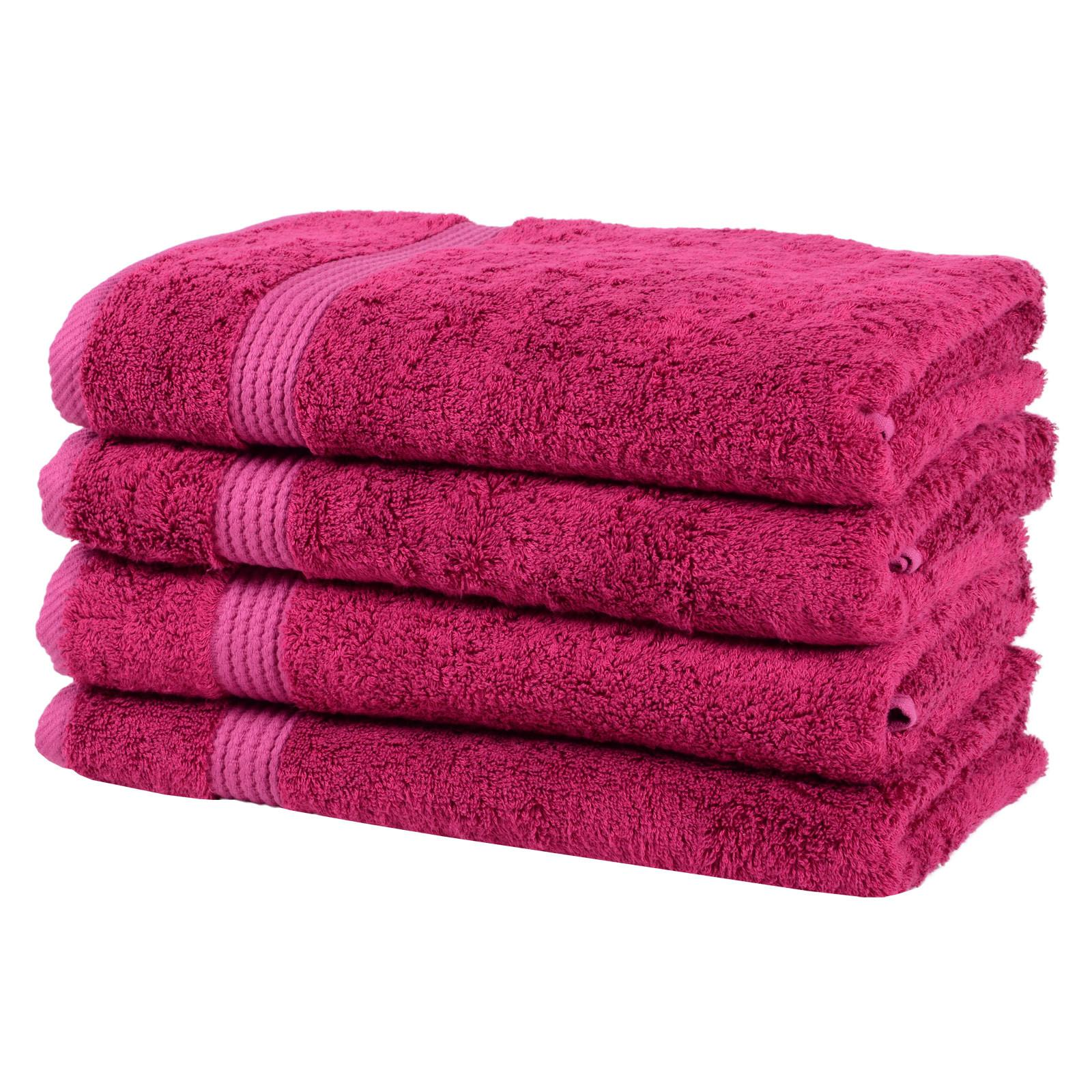 Bamboo Bliss Super Soft High Quality Hand Towels