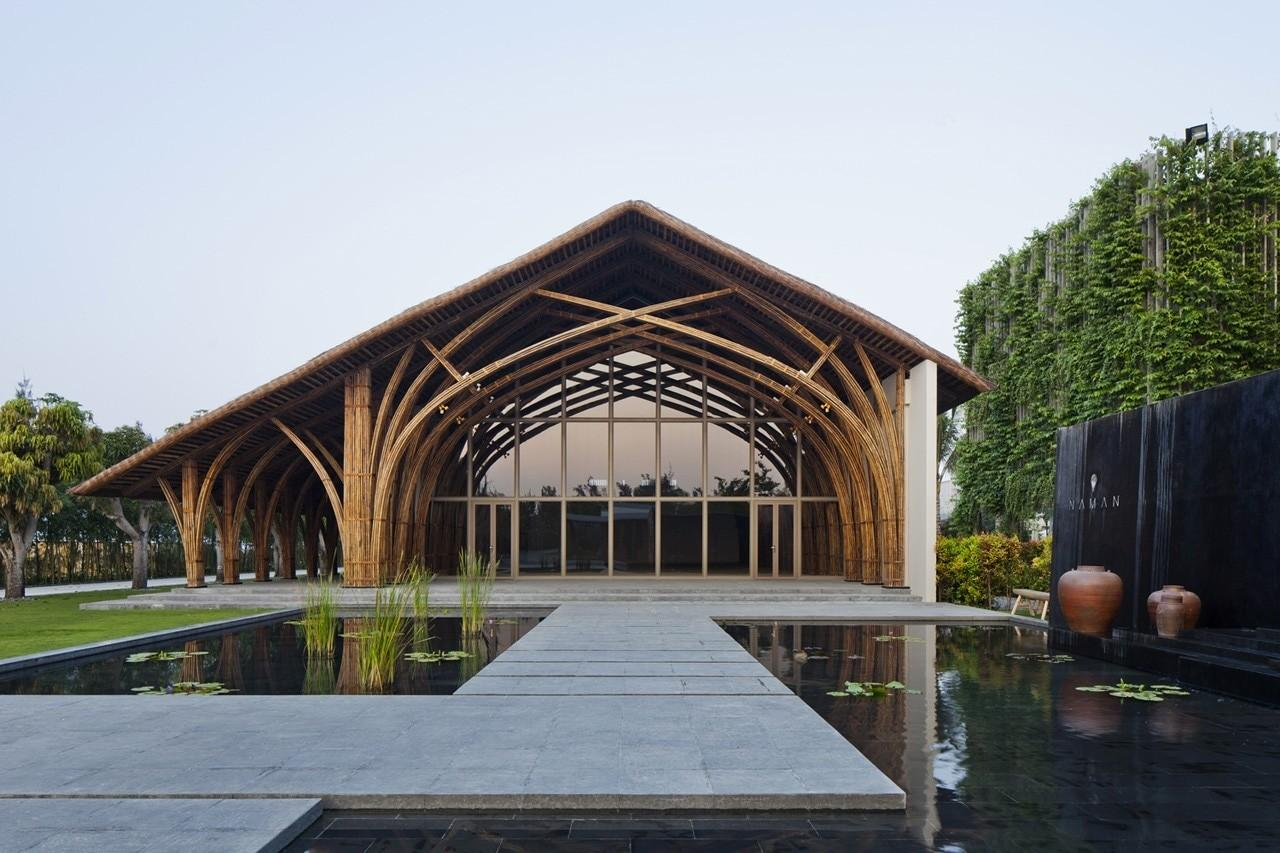 Bamboo Conference Hall Domus