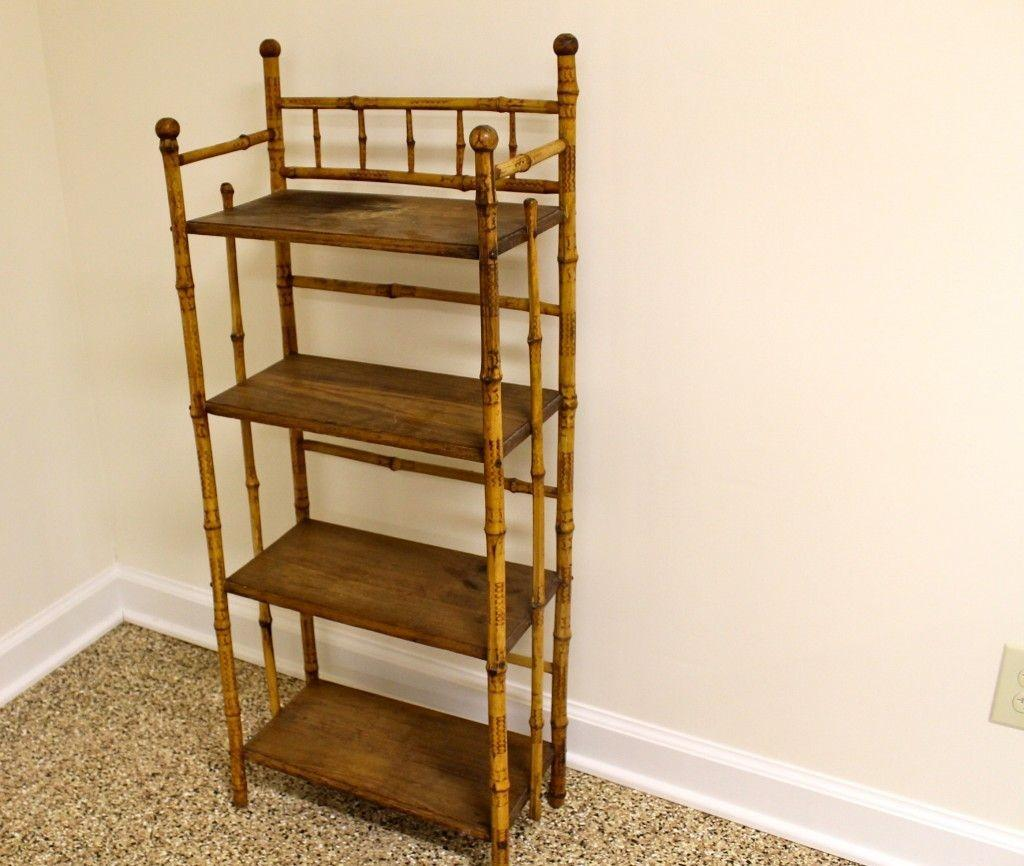Bamboo Shelves Best Furniture Home Decorations