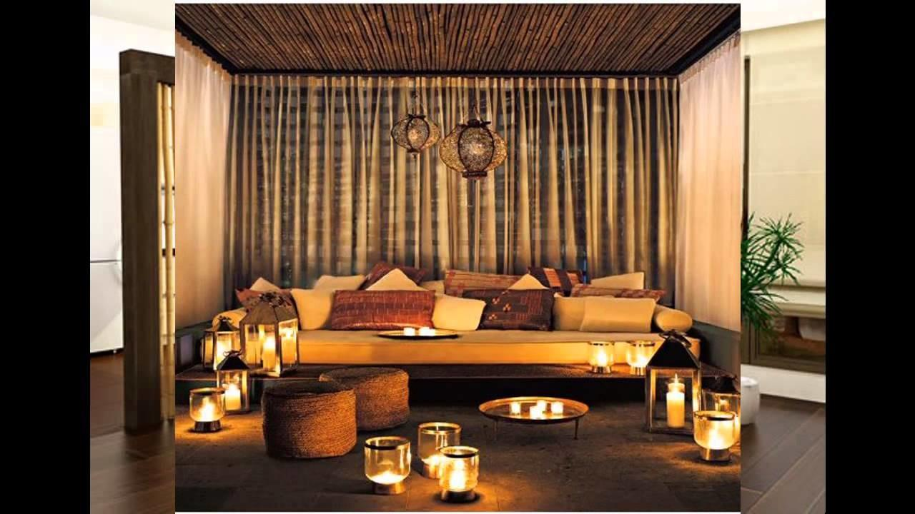 Bamboo Themed Home Decorating Ideas