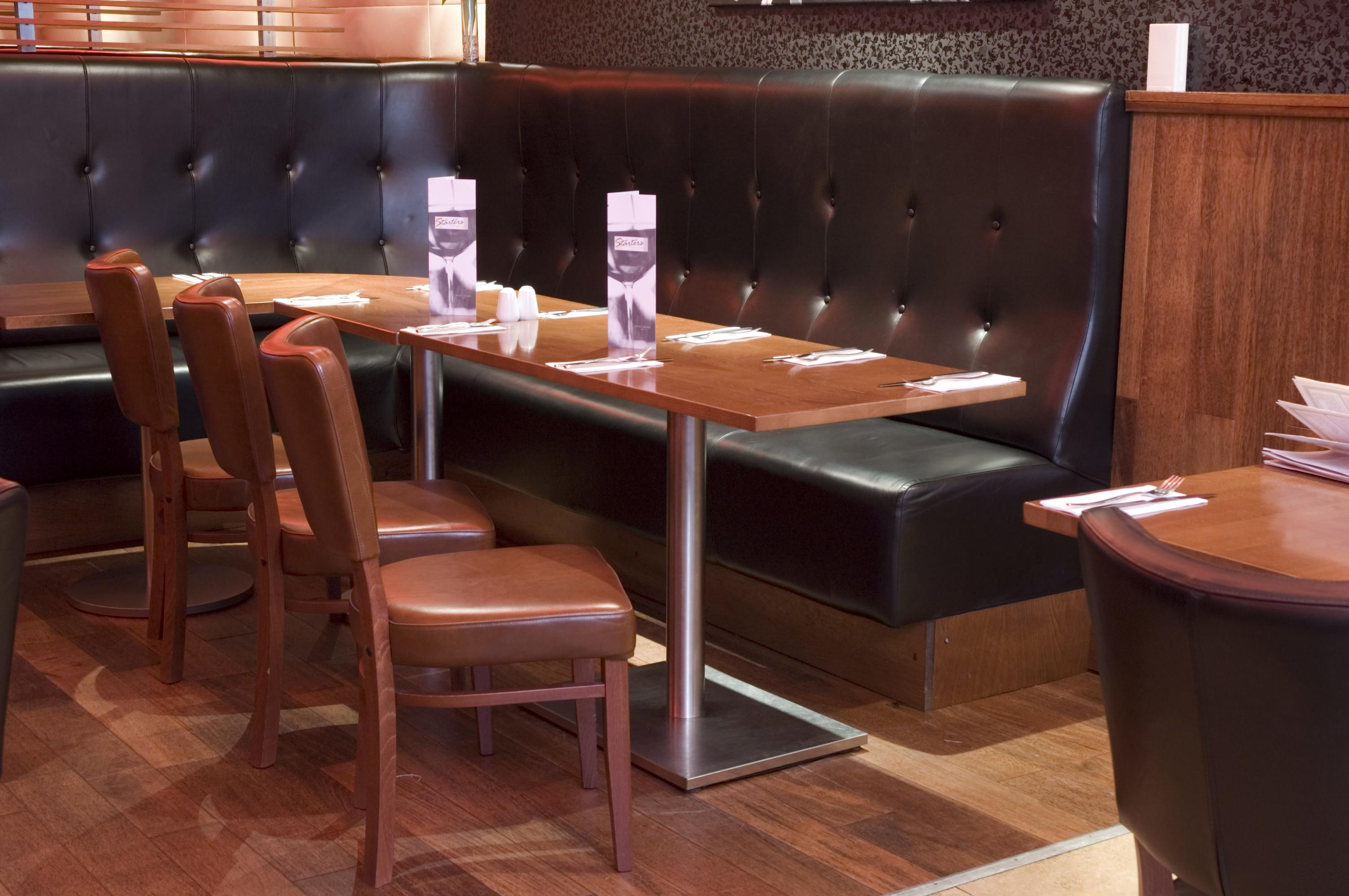 Banquette Seating Restaurant Inspirations