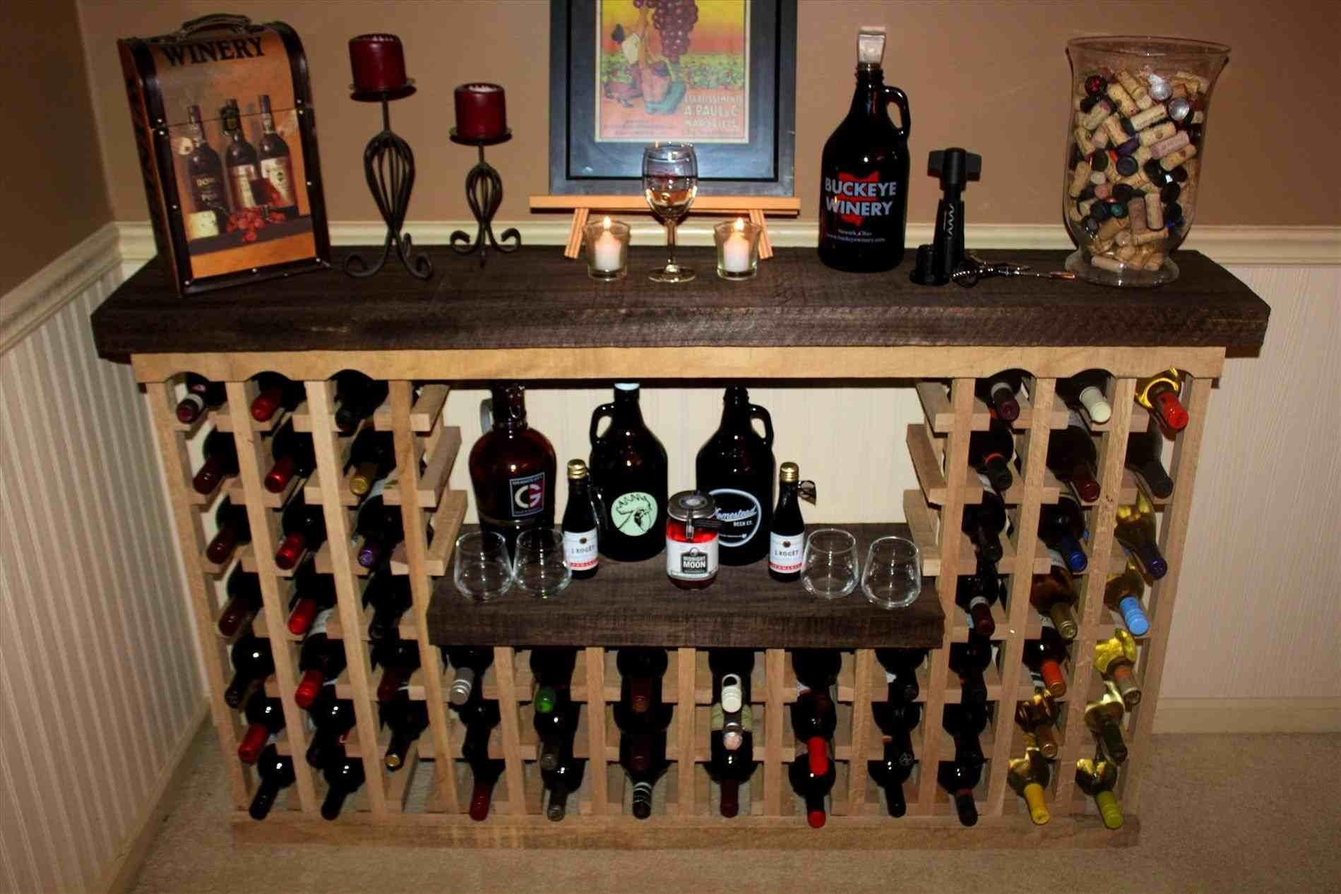 Bar Ideas Terrific Pallet Wine Rack Recycled Things Racks