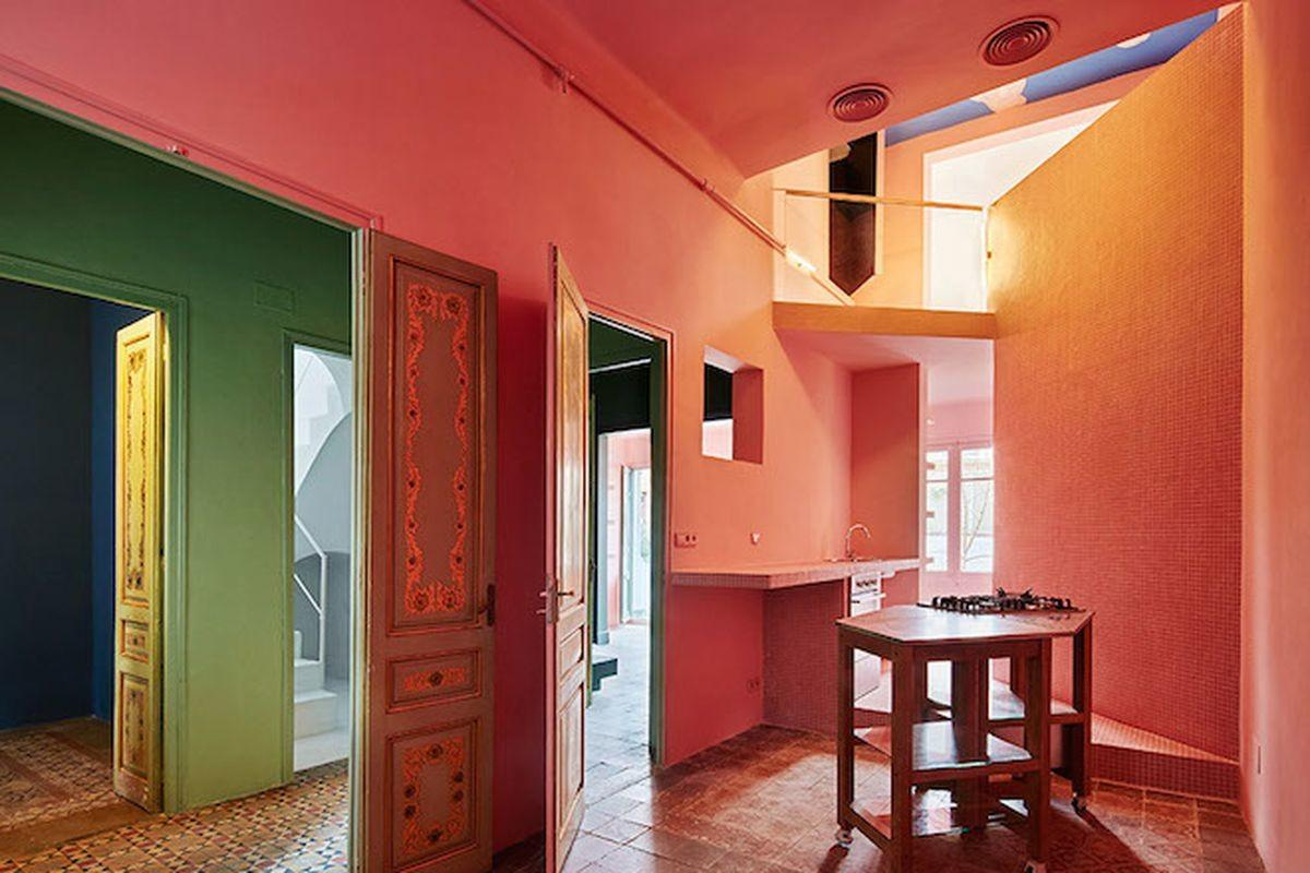 Barcelona Renovation Wows Spanish Tiles Sublime