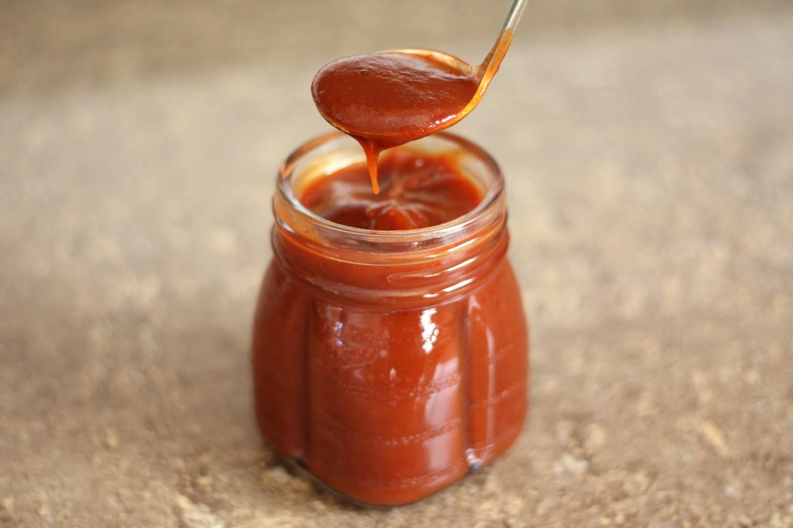 Barefeet Kitchen Homemade Spicy Barbecue Sauce