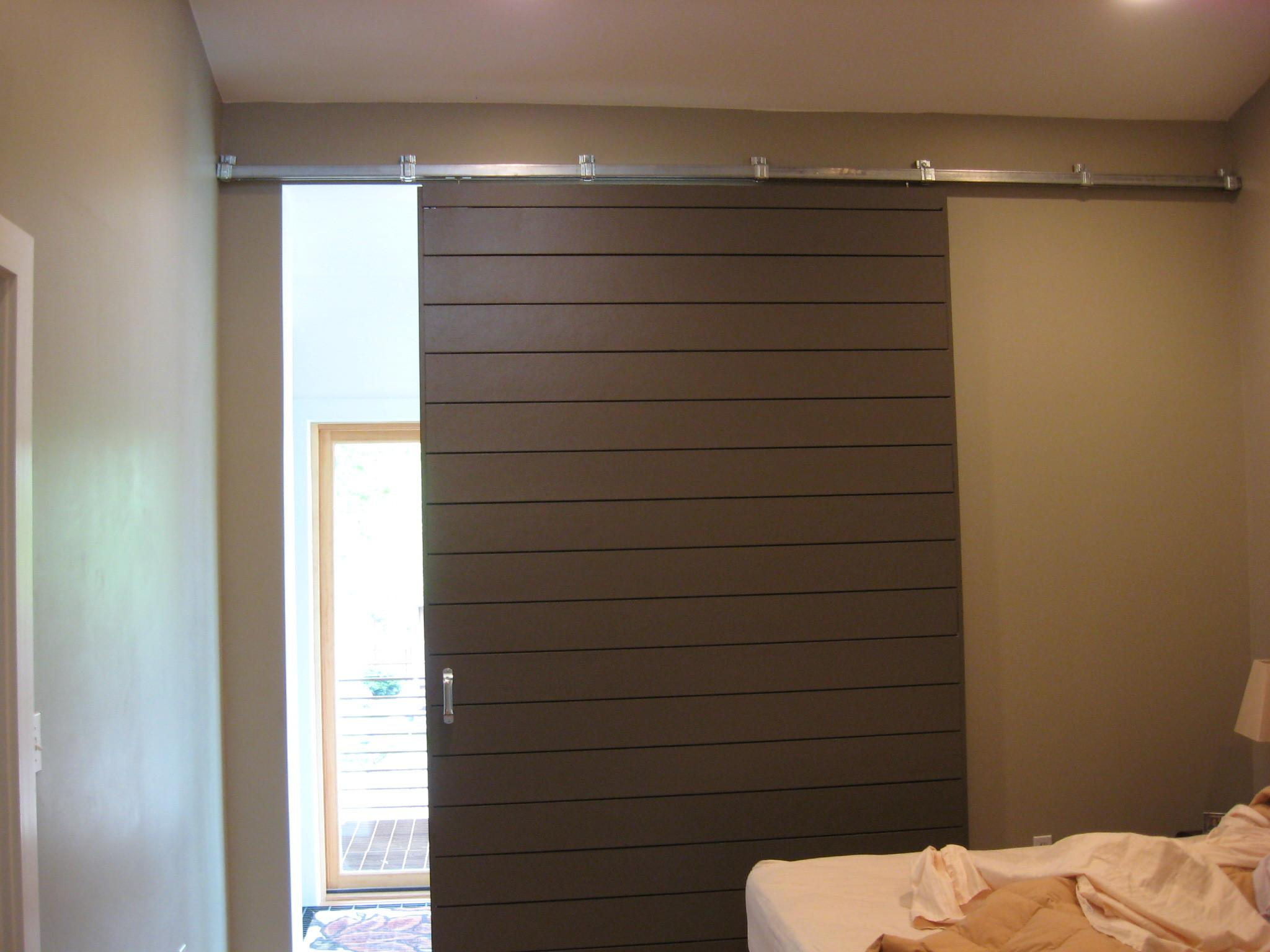 Barn Door Hardware Interior