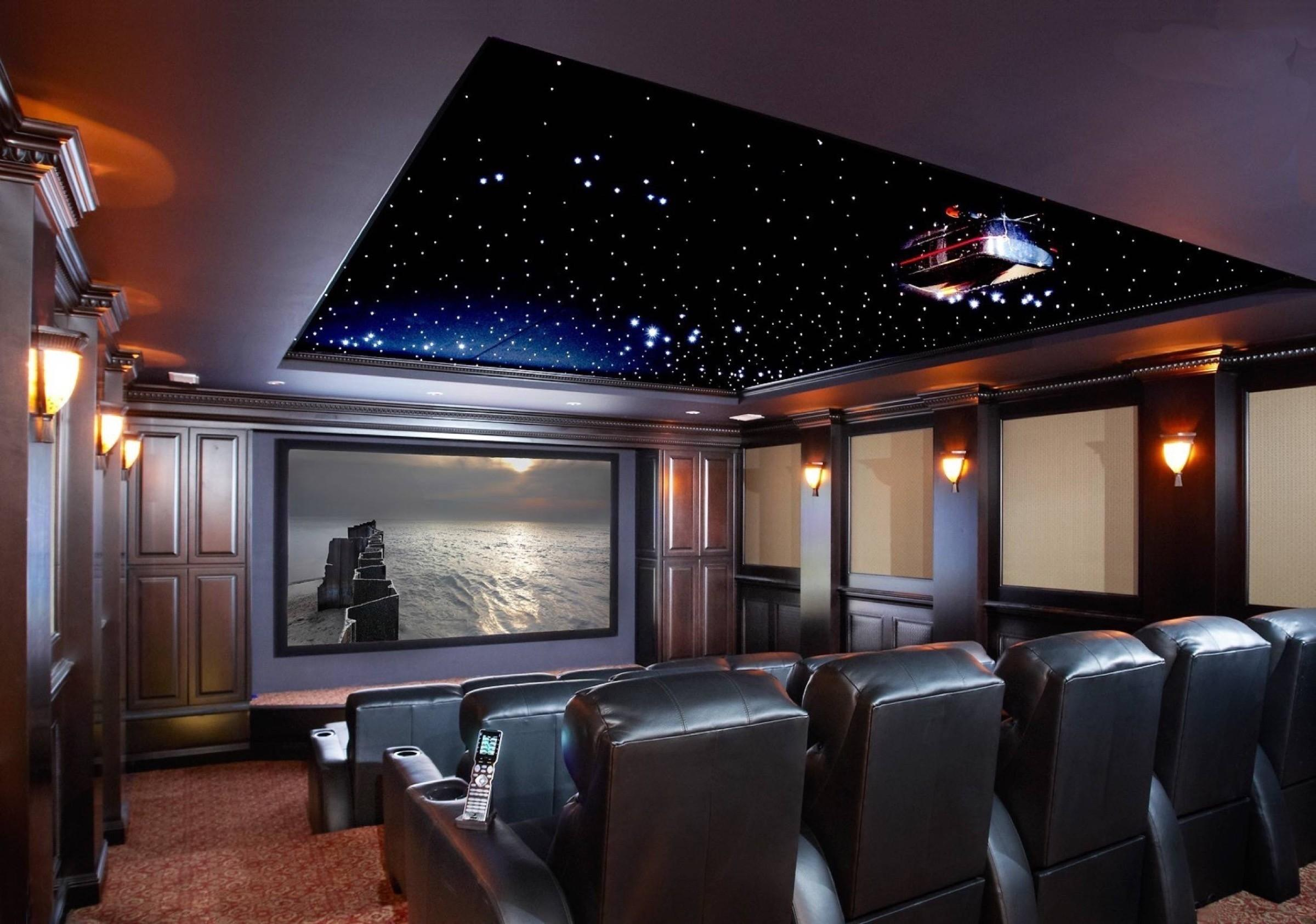Basement Home Theater Ideas Masters