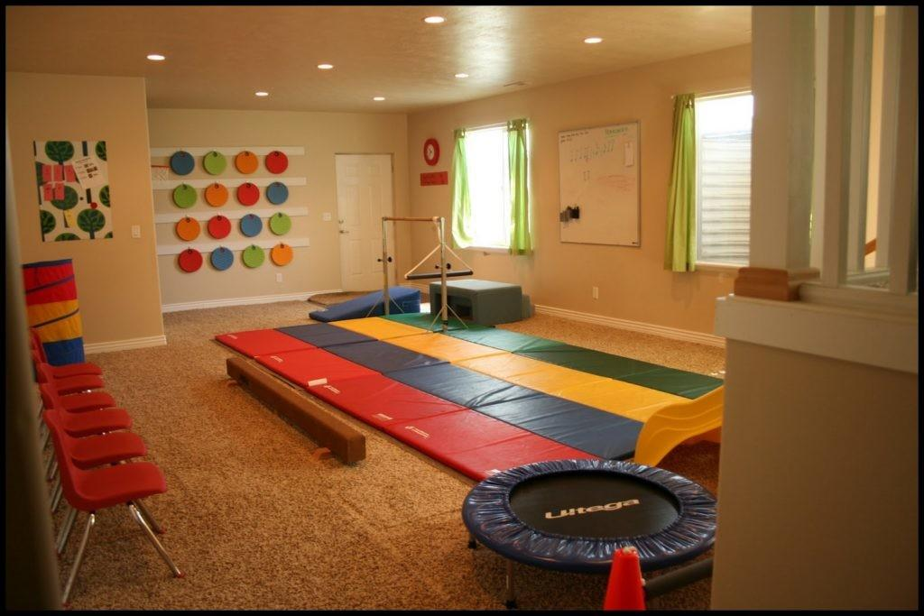 Basement Ideas Kids Modern Small Bedroom