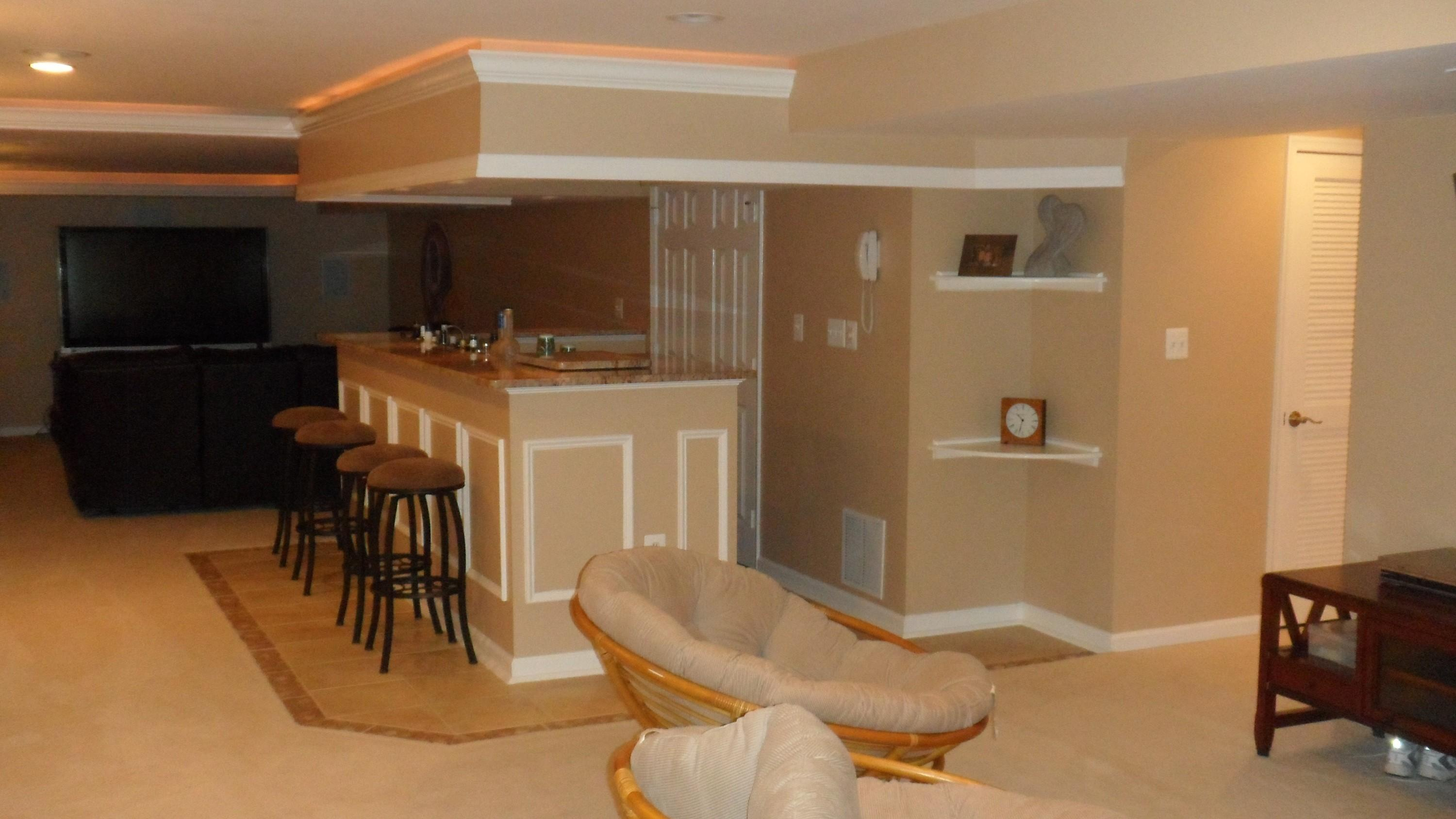 41 Excellent Modern Basement Renovation That You Must Have Beautiful Decoratorist