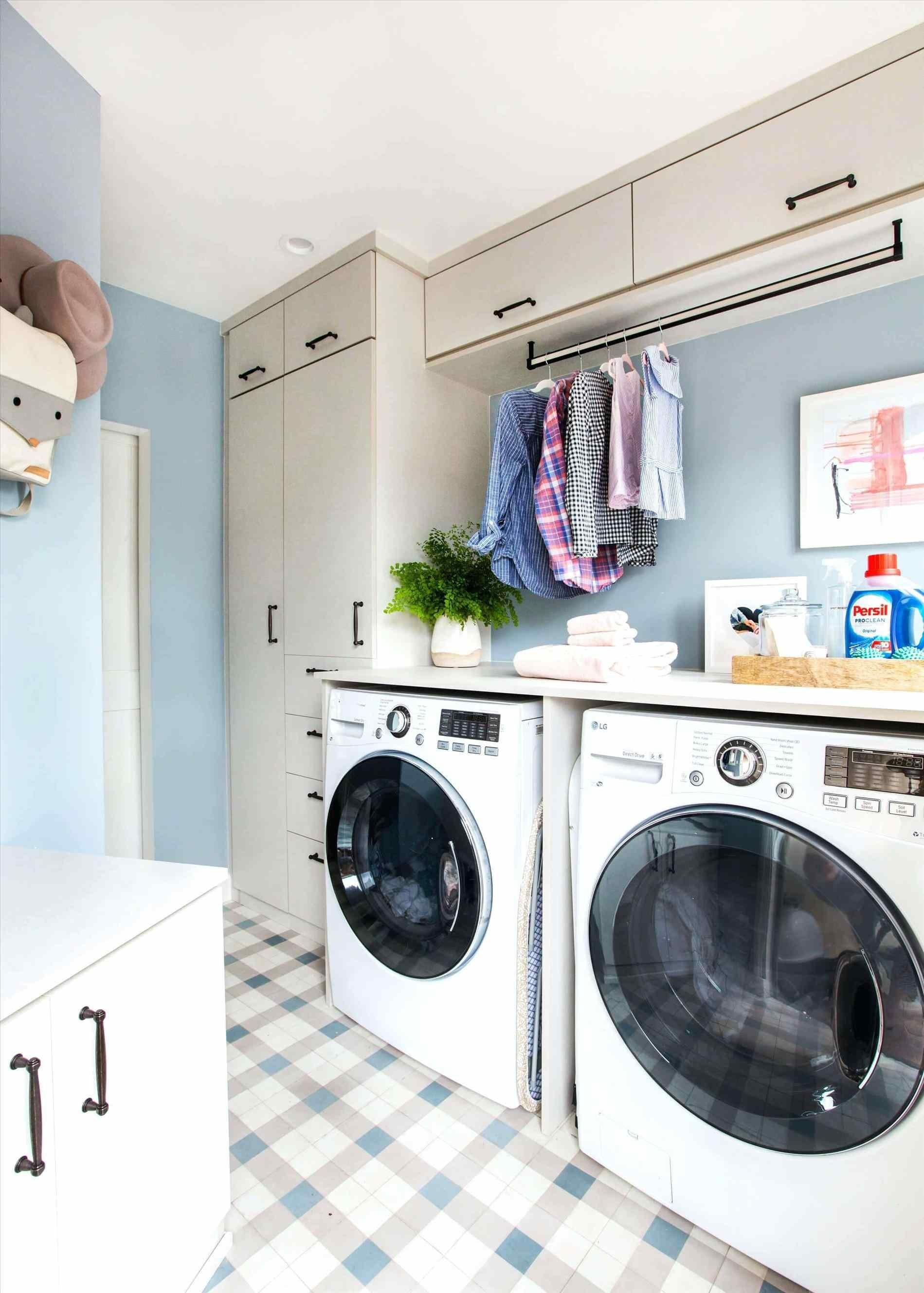Basement Laundry Room Makeover Siudy