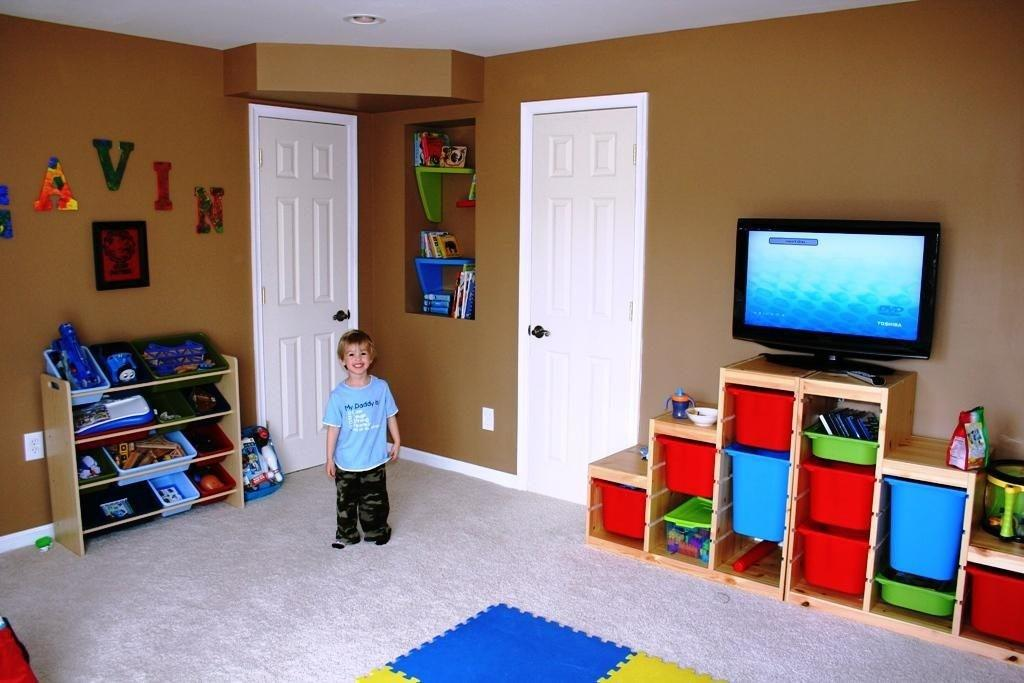 Basement Playroom Ideas Racetotopcom
