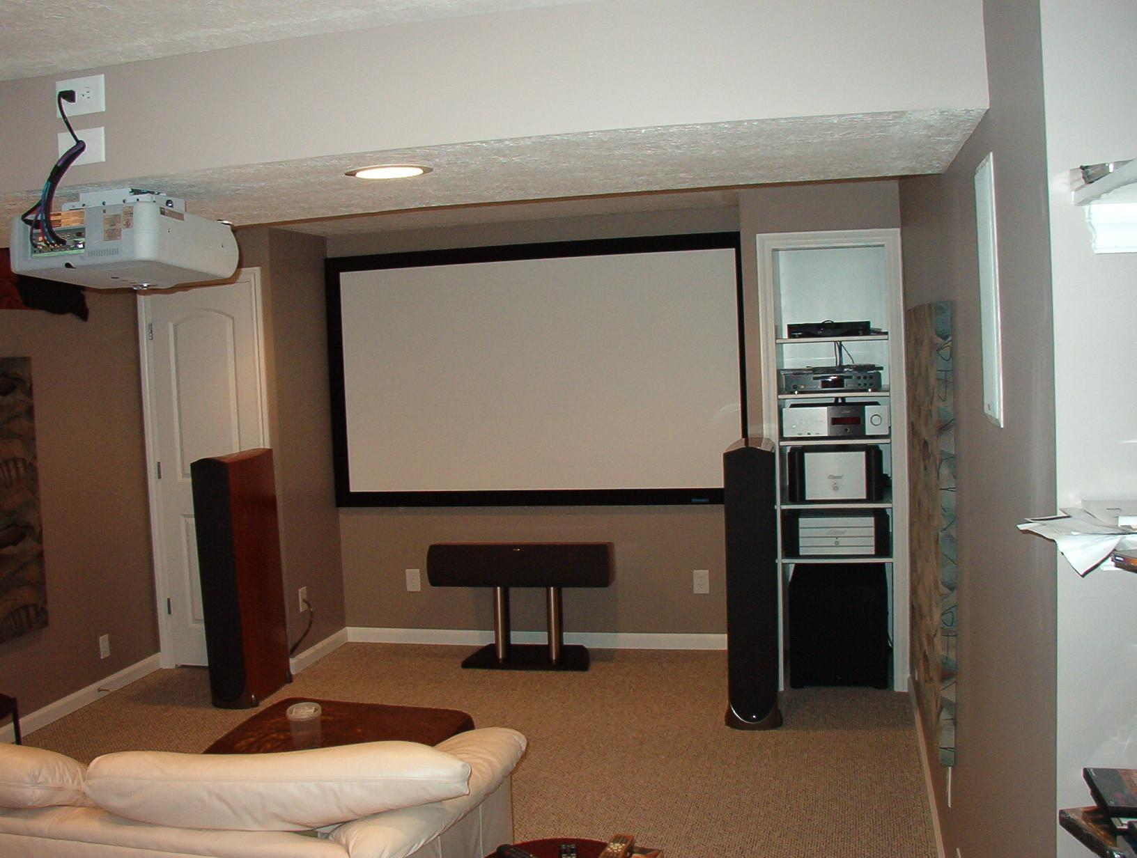 Basement Theater Ideas Small Spaces Your