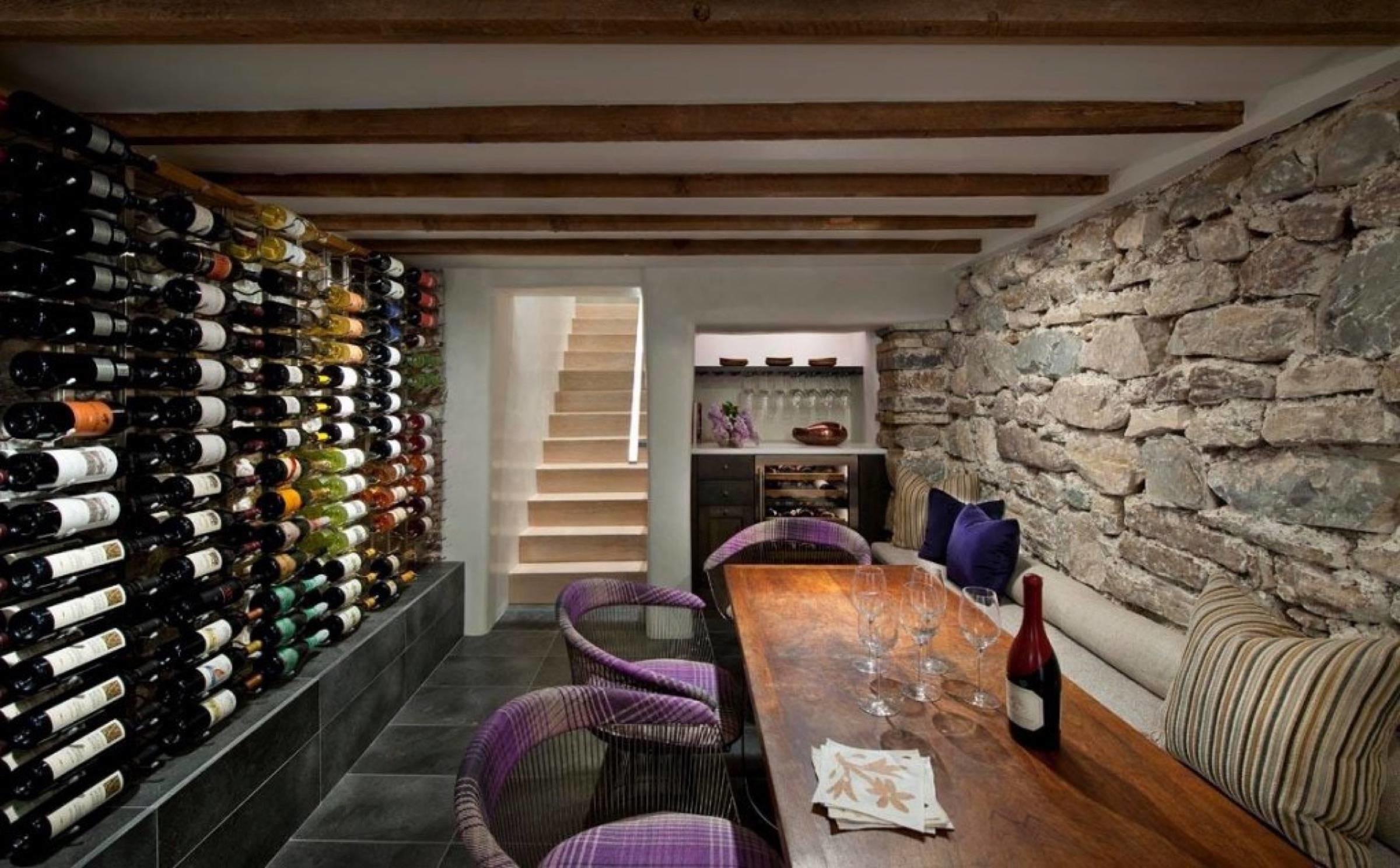 Basement Wine Cellars Rooms Ideas Masters