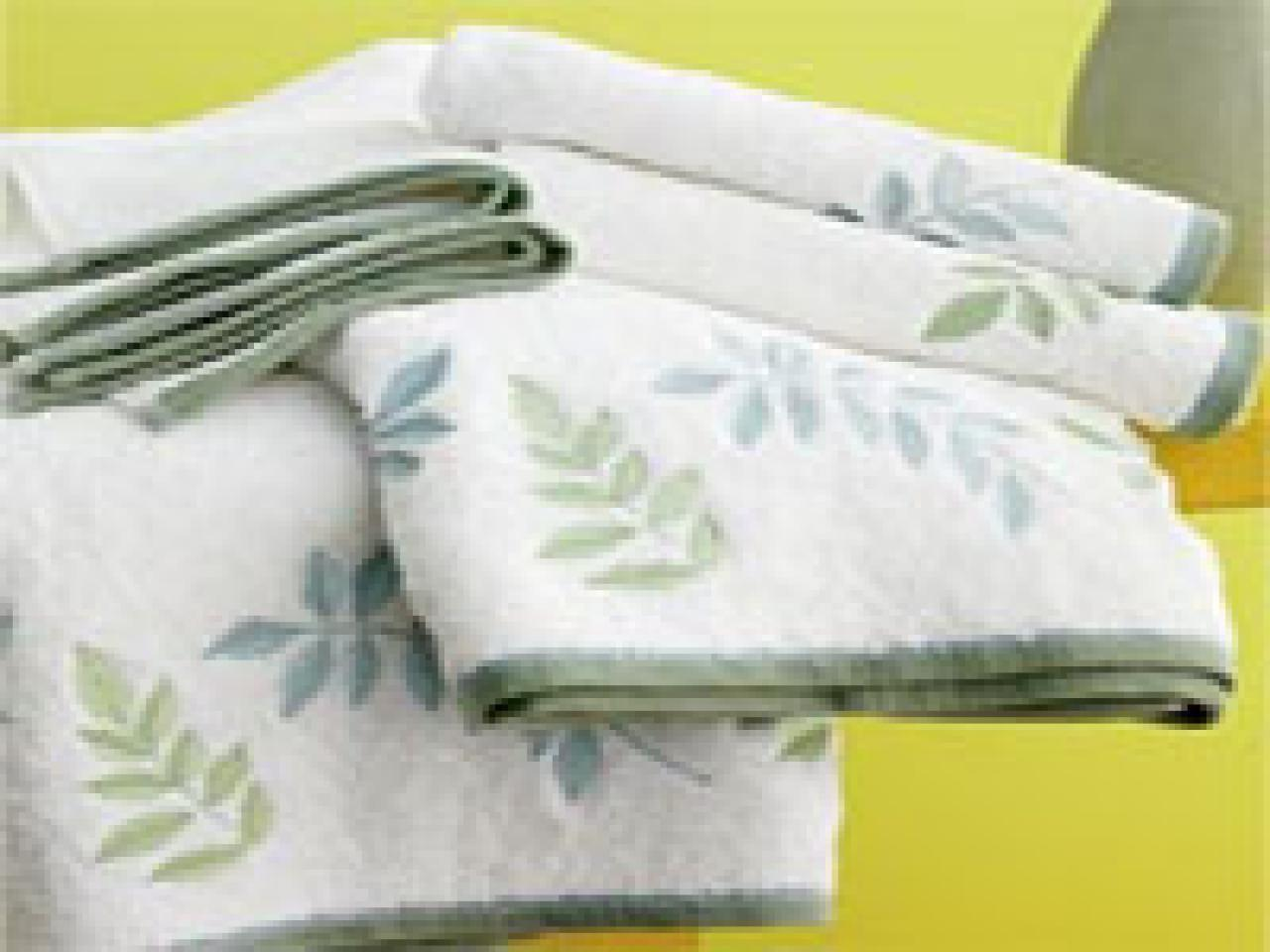 Basic Guide Bath Towels