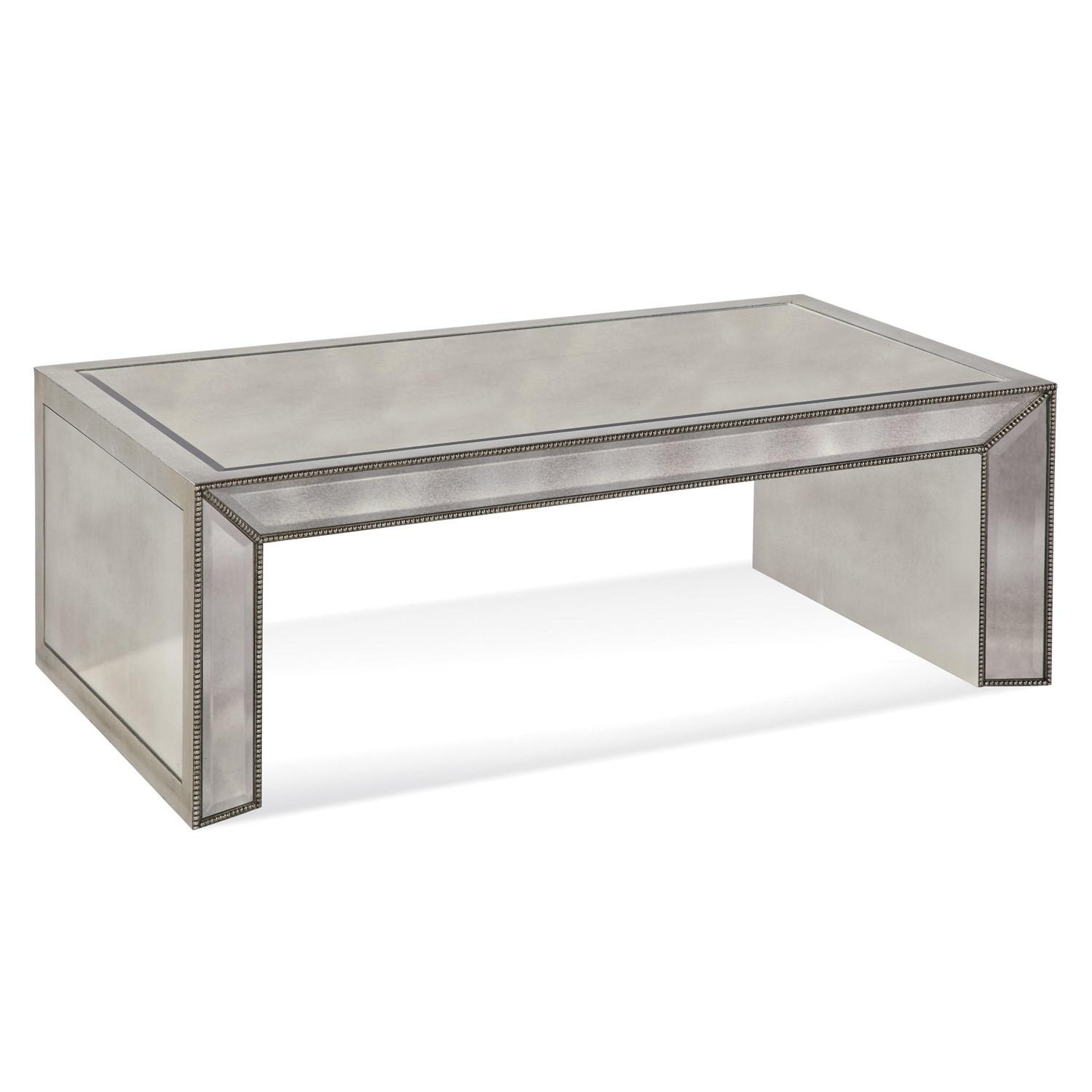 Bassett Mirror T2624 100ec Murano Rectangle Cocktail Table