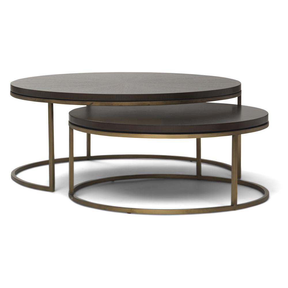Bassey Nesting Cocktail Table Host