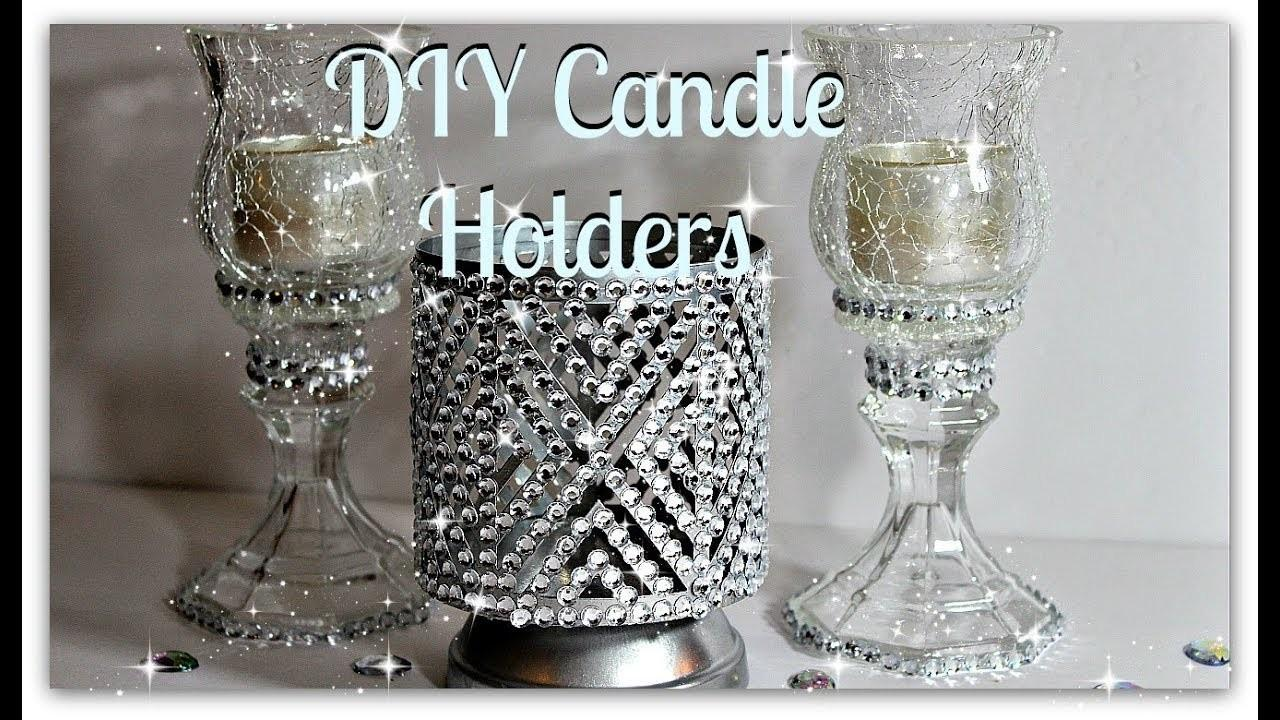 Bath Body Works Inspired Candle Holders Dolla