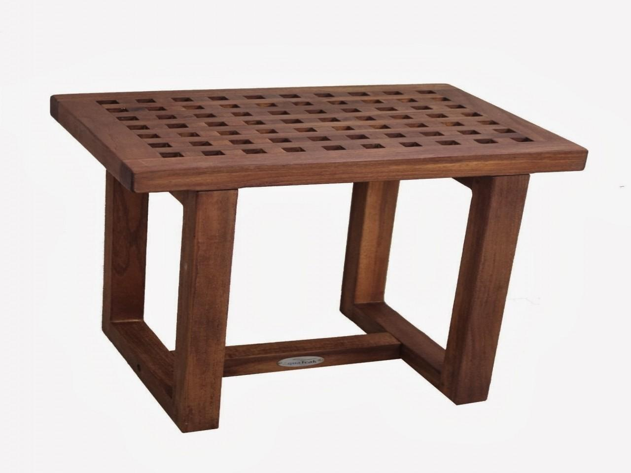 Bathroom Bench Chairs Stools Benches Teak Shower