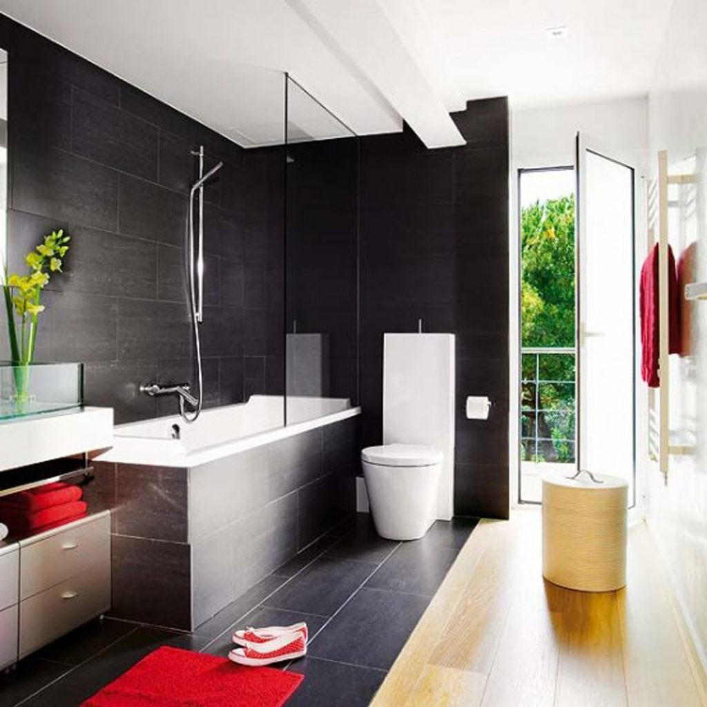 Bathroom Budget Makeovers Decorate Small Shocking