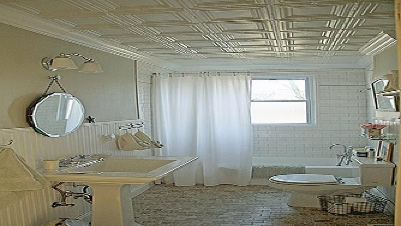 Bathroom Ceilings Ideas Diy Bob Vila