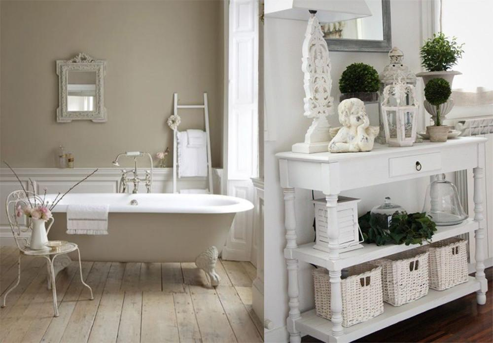 Bathroom Decor Ideas Dreamy Shabby Chic Your